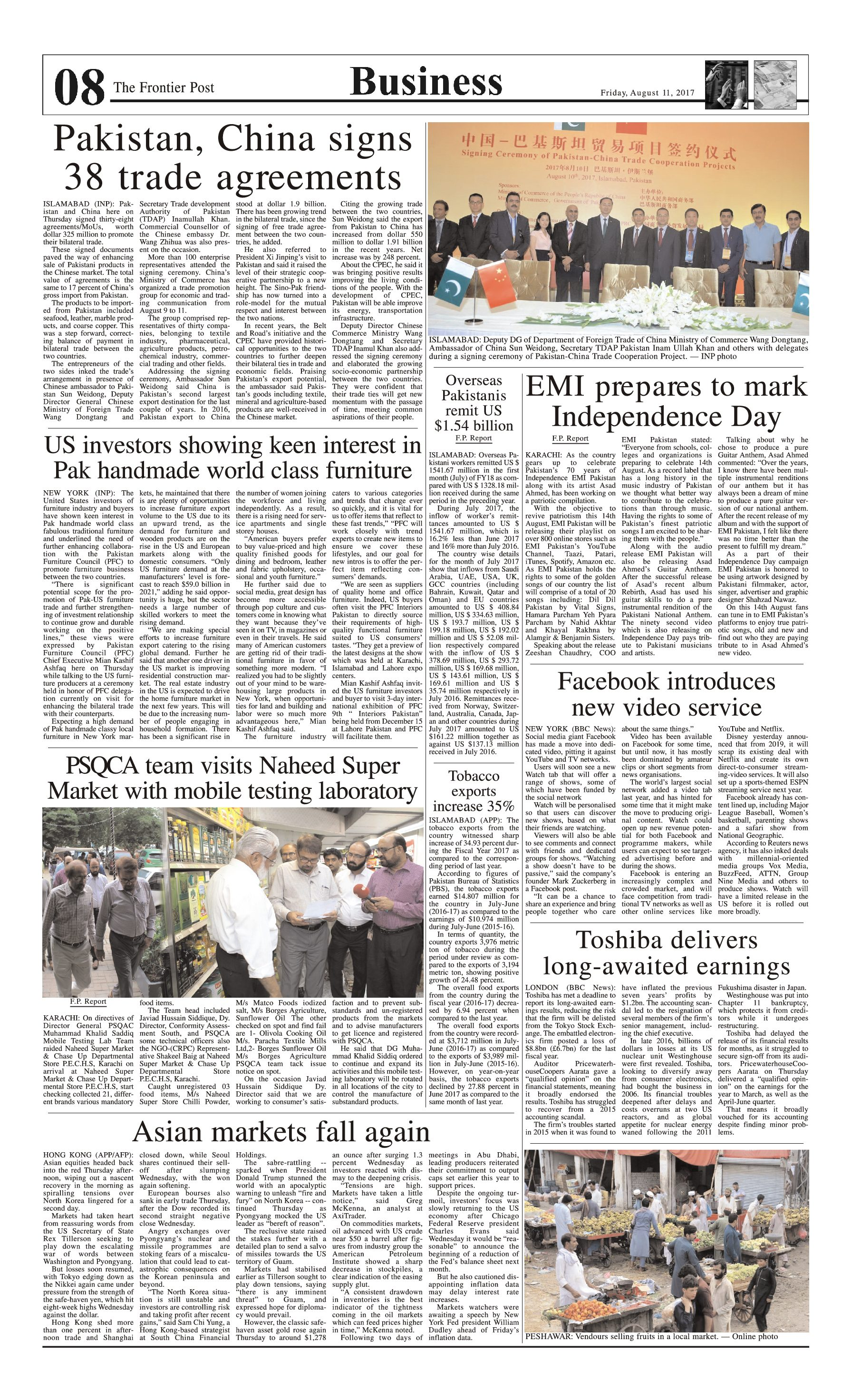 Business Page 11