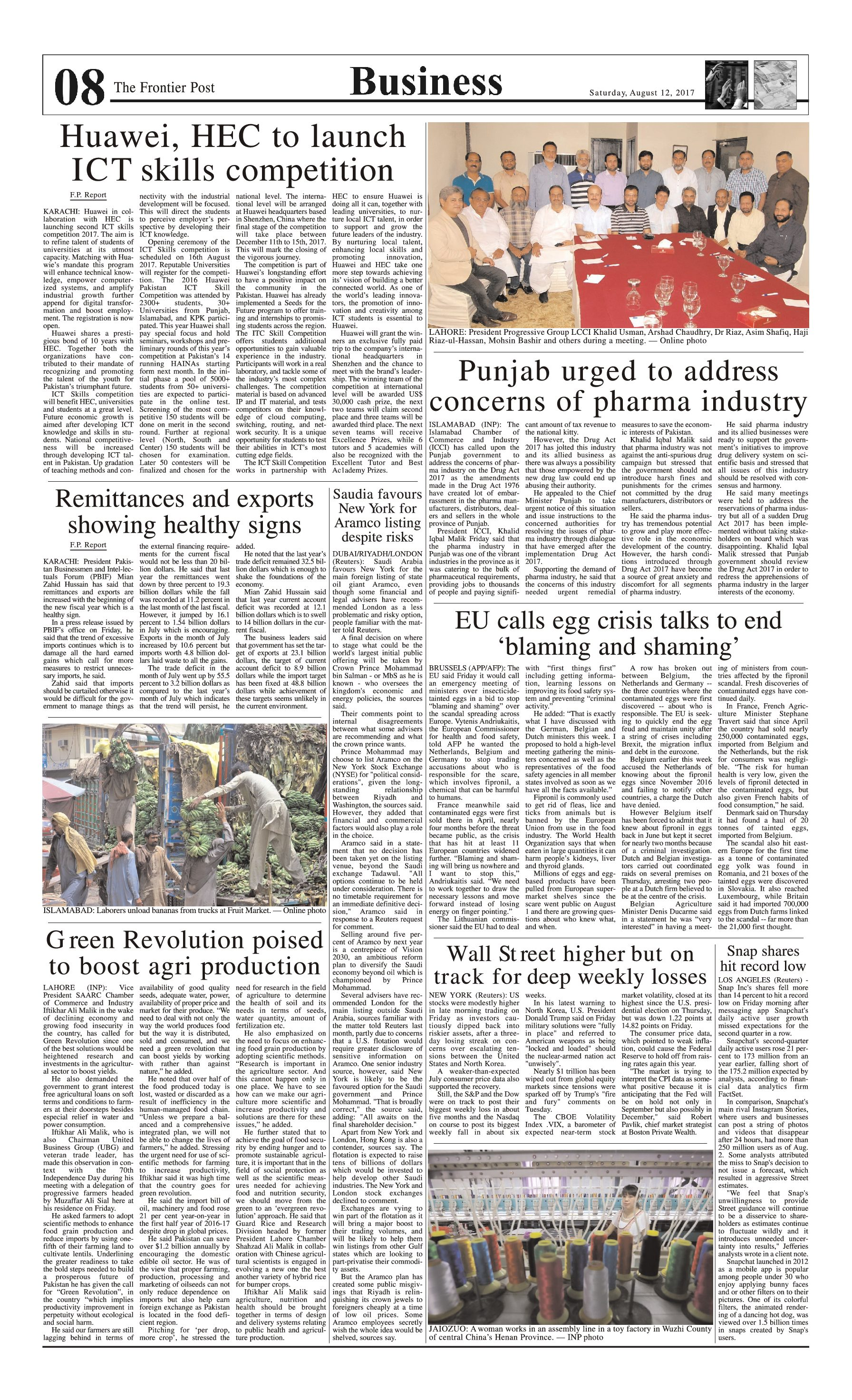 Business Page 12