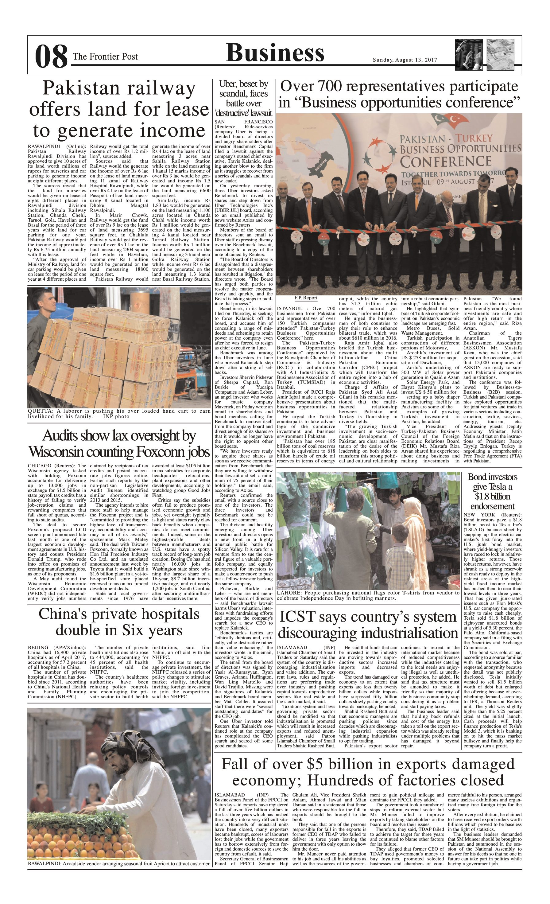 Business Page 13