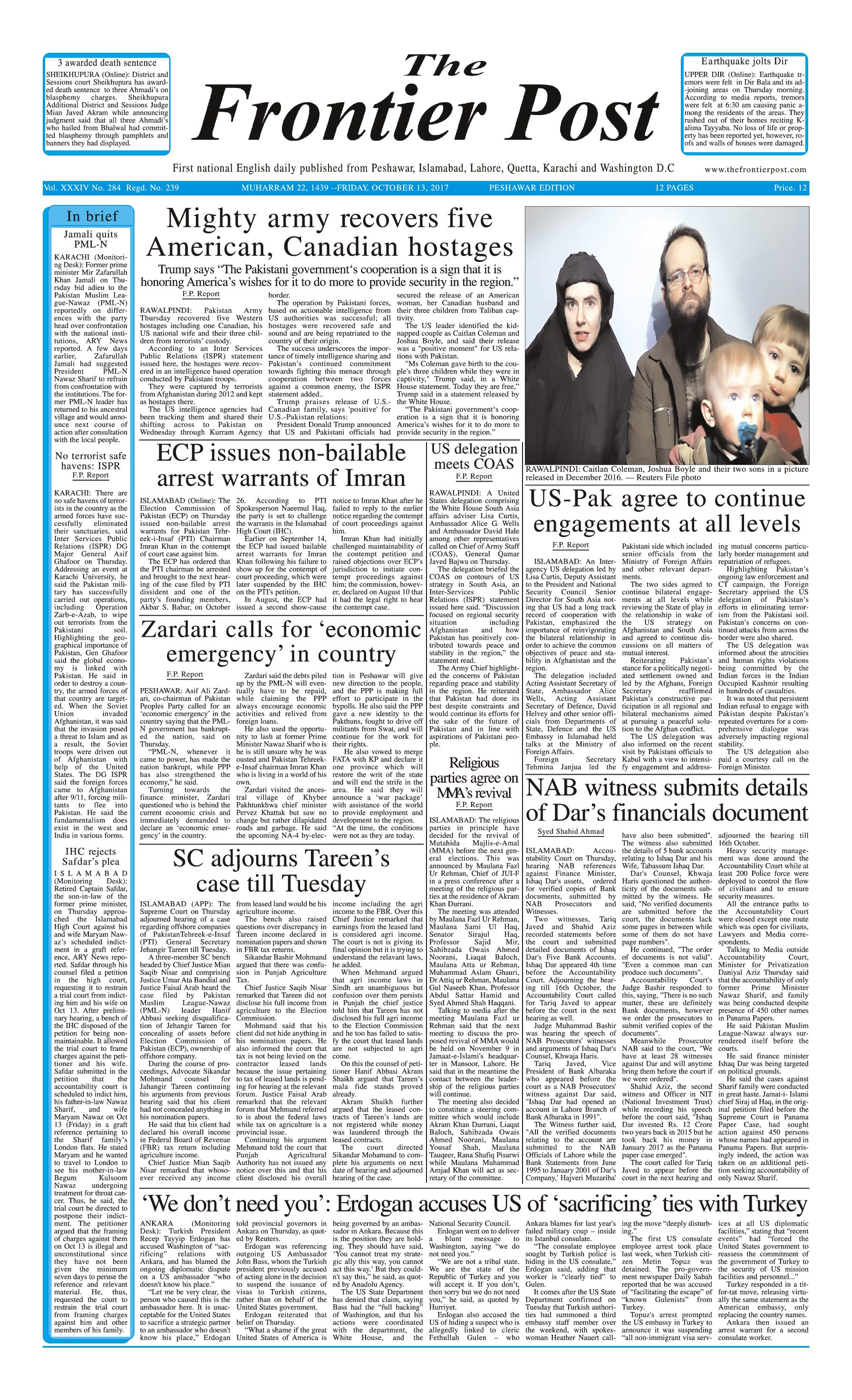 Front Page 13-10