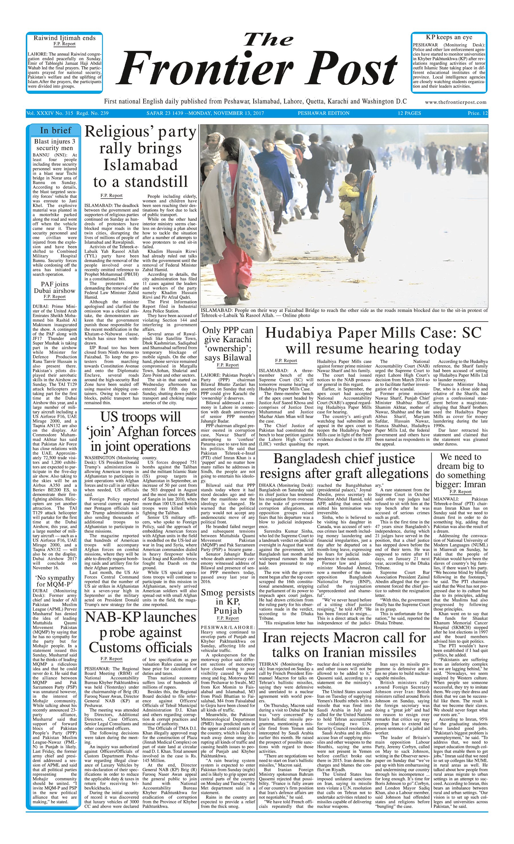 Front Page 13-11