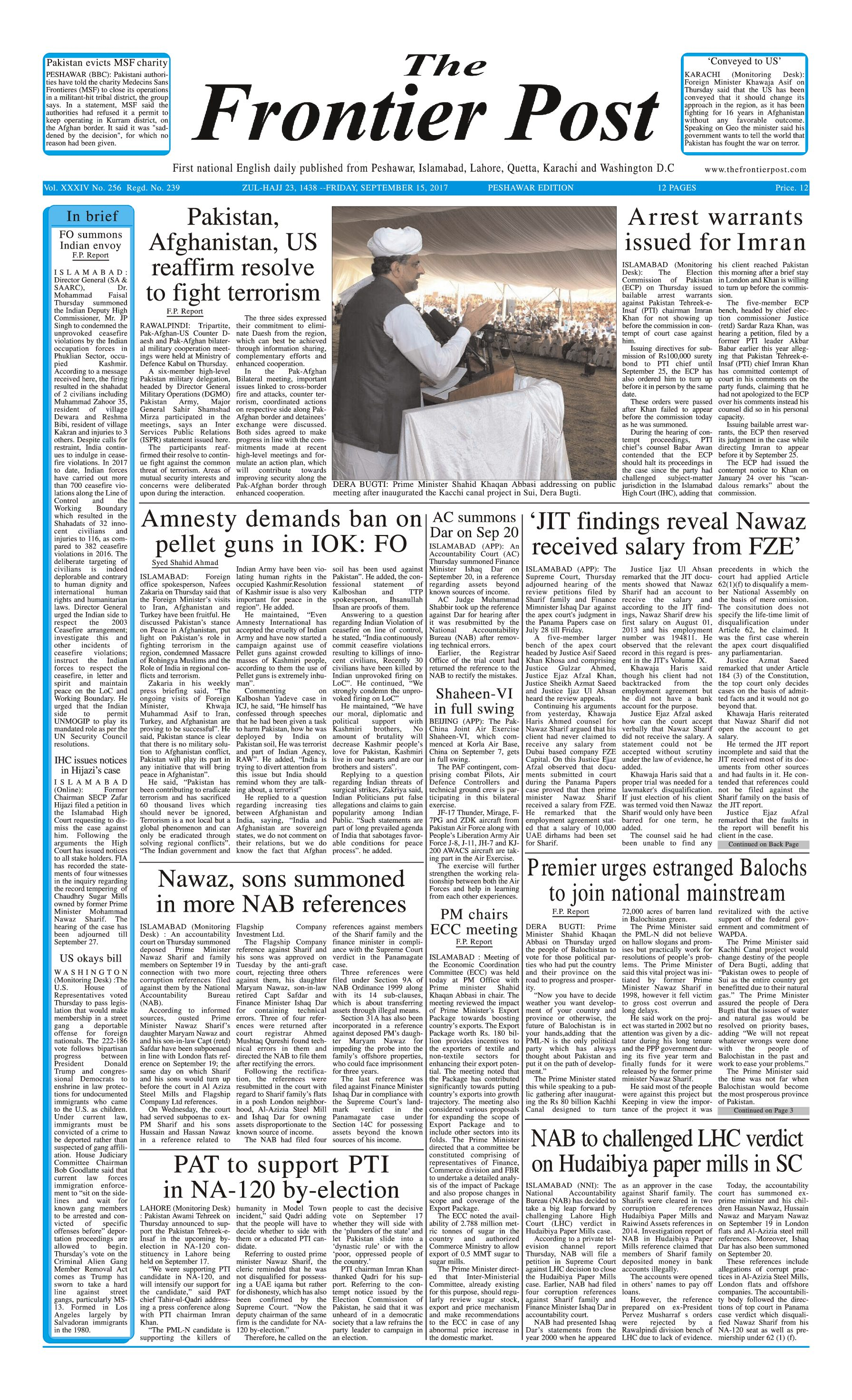 Front Page 14-09