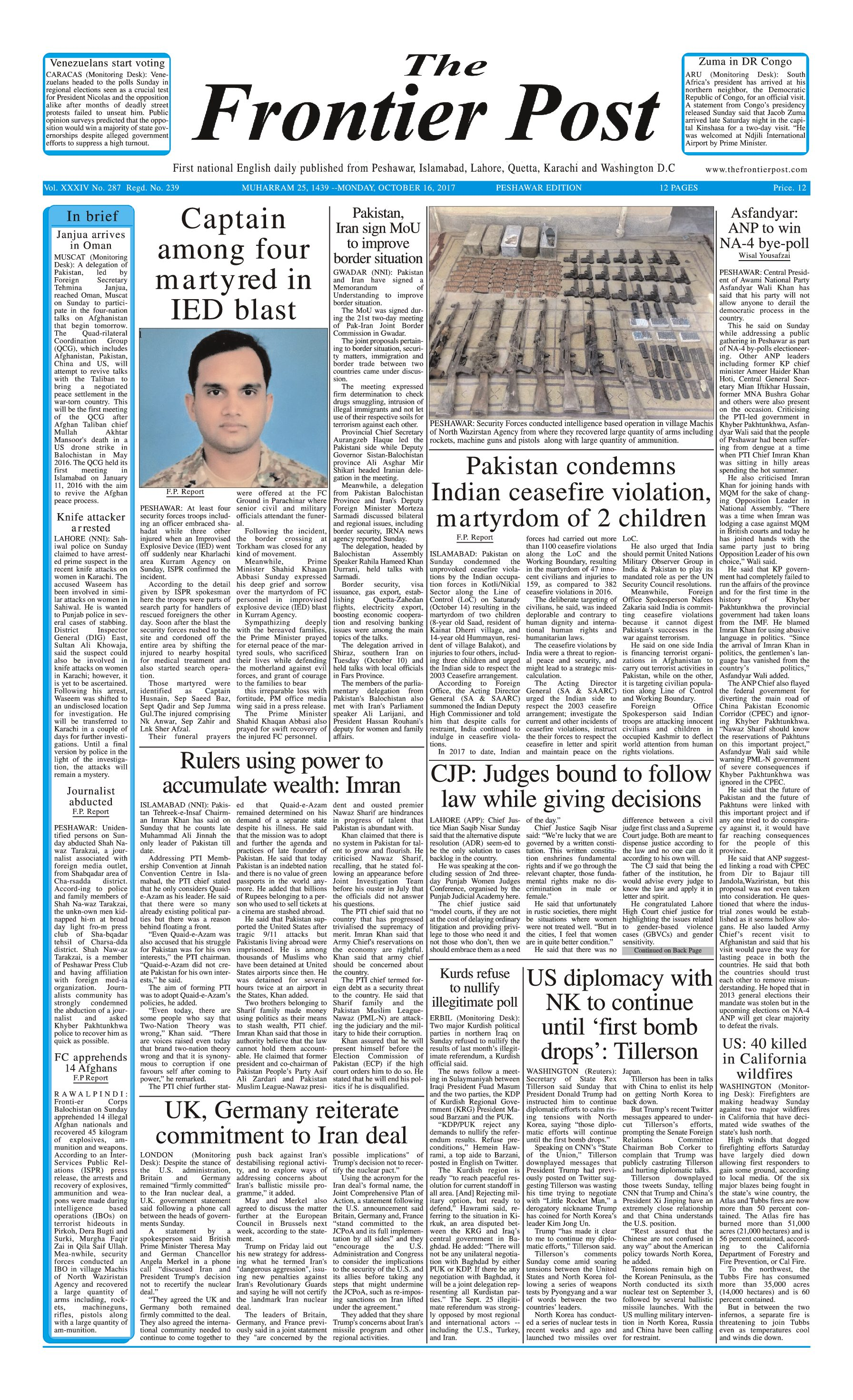 Front Page 16-10