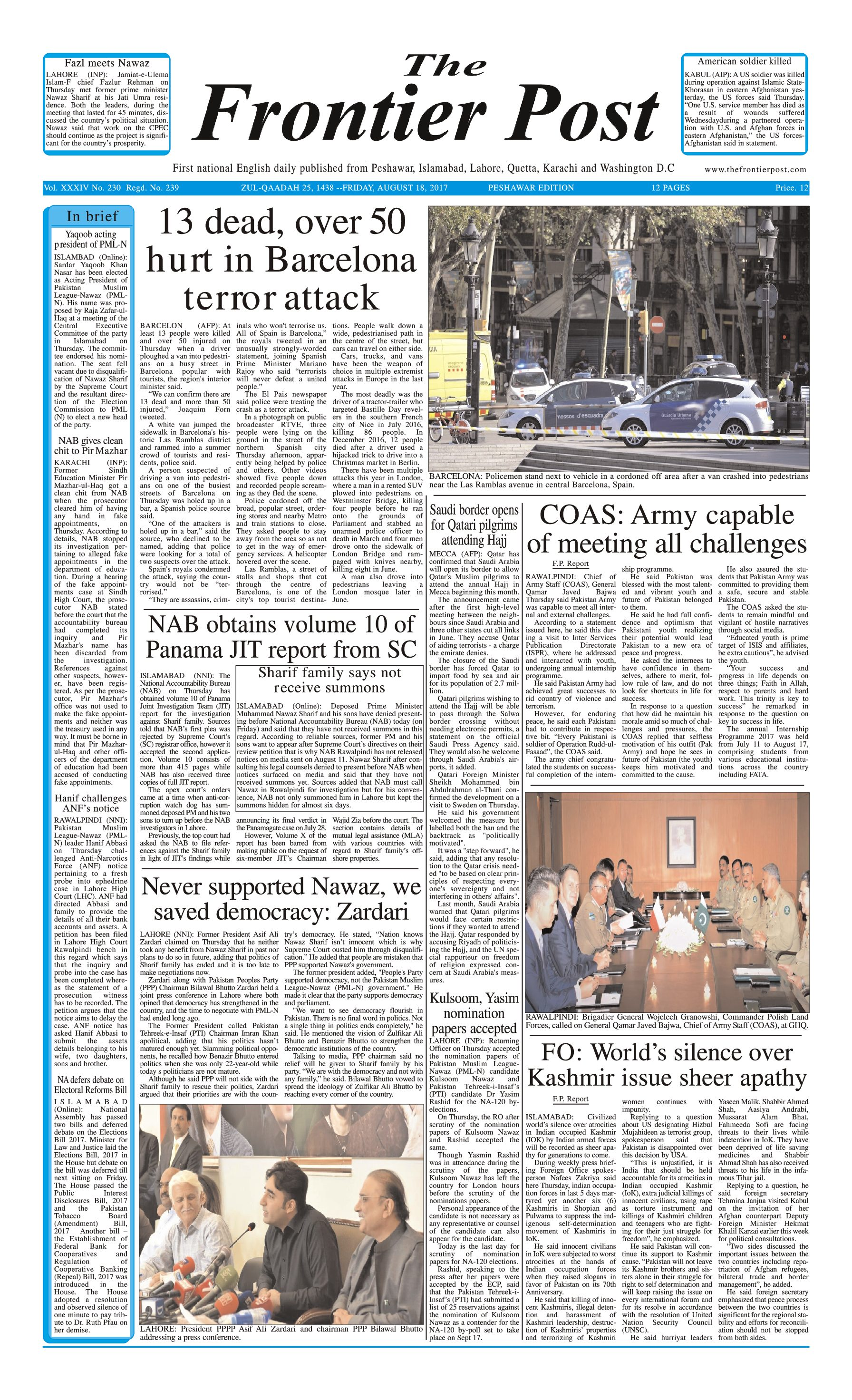 Front Page 18
