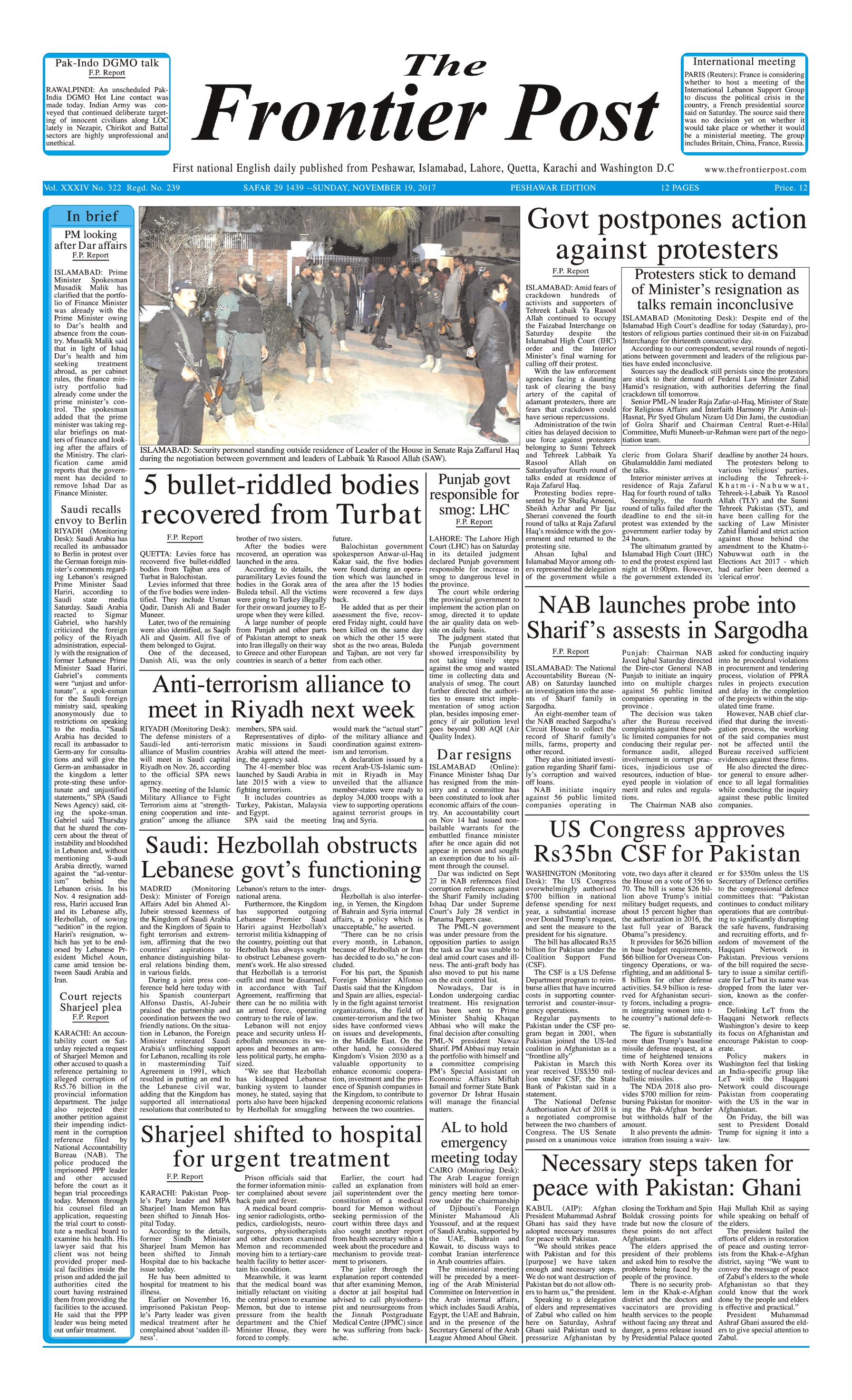 Front Page 19-11