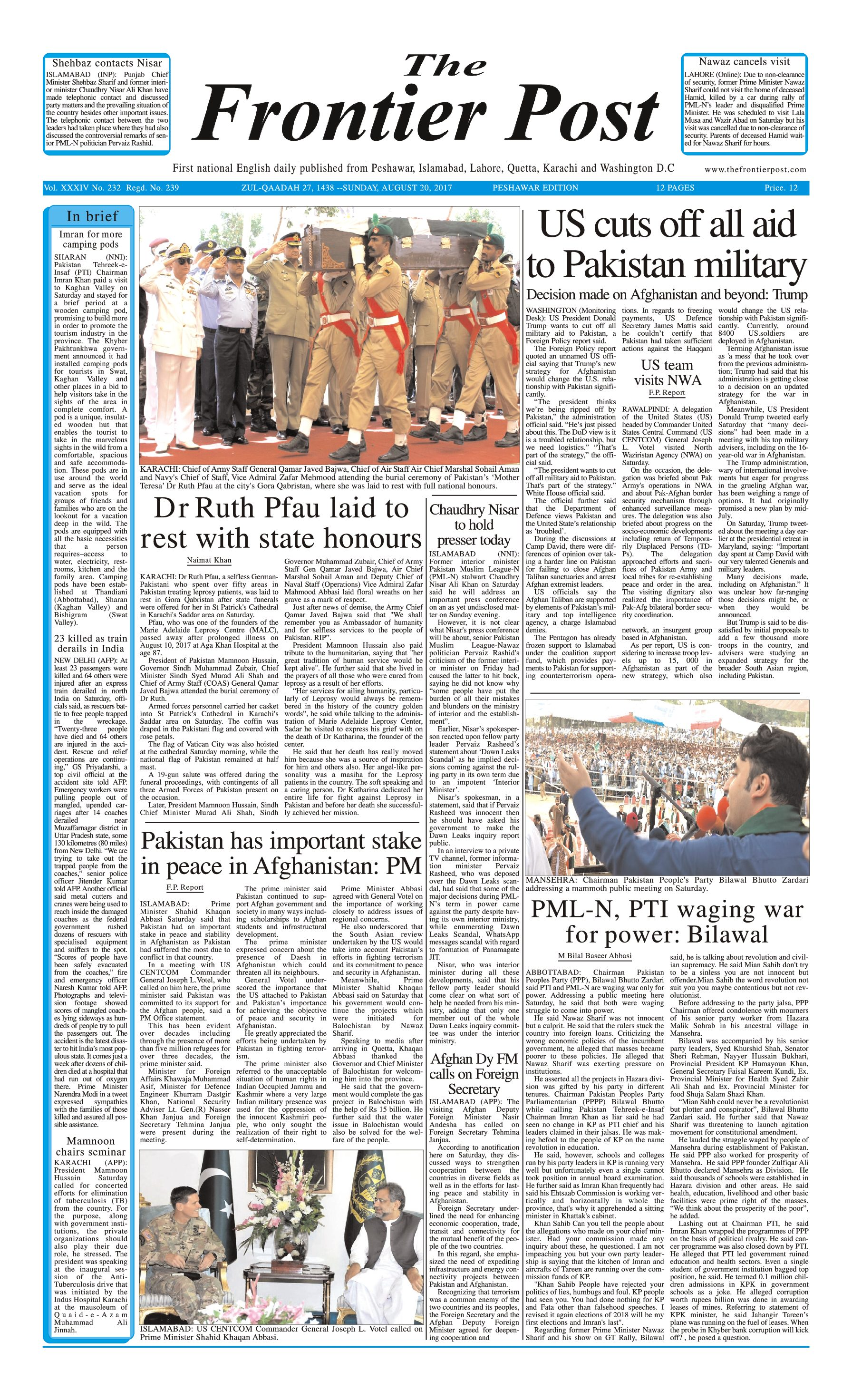 Front Page 20