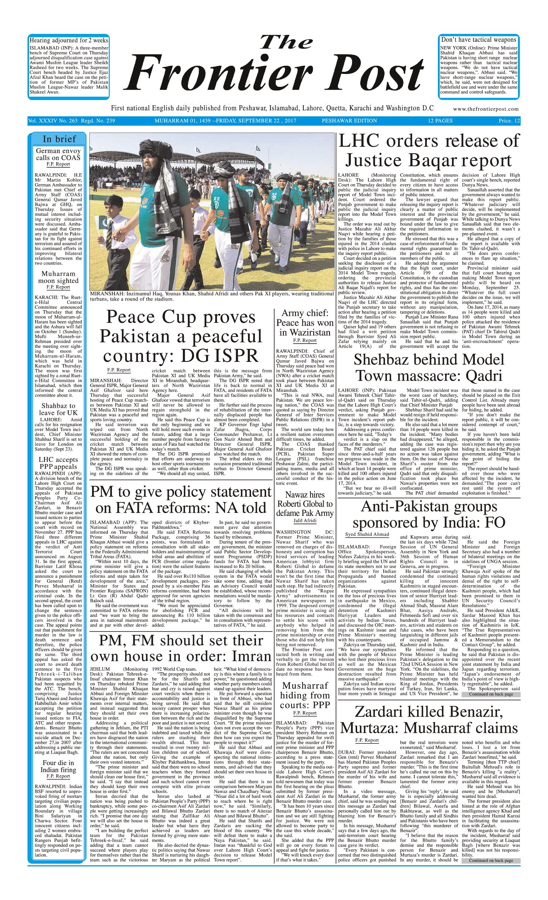 Front Page 22-09
