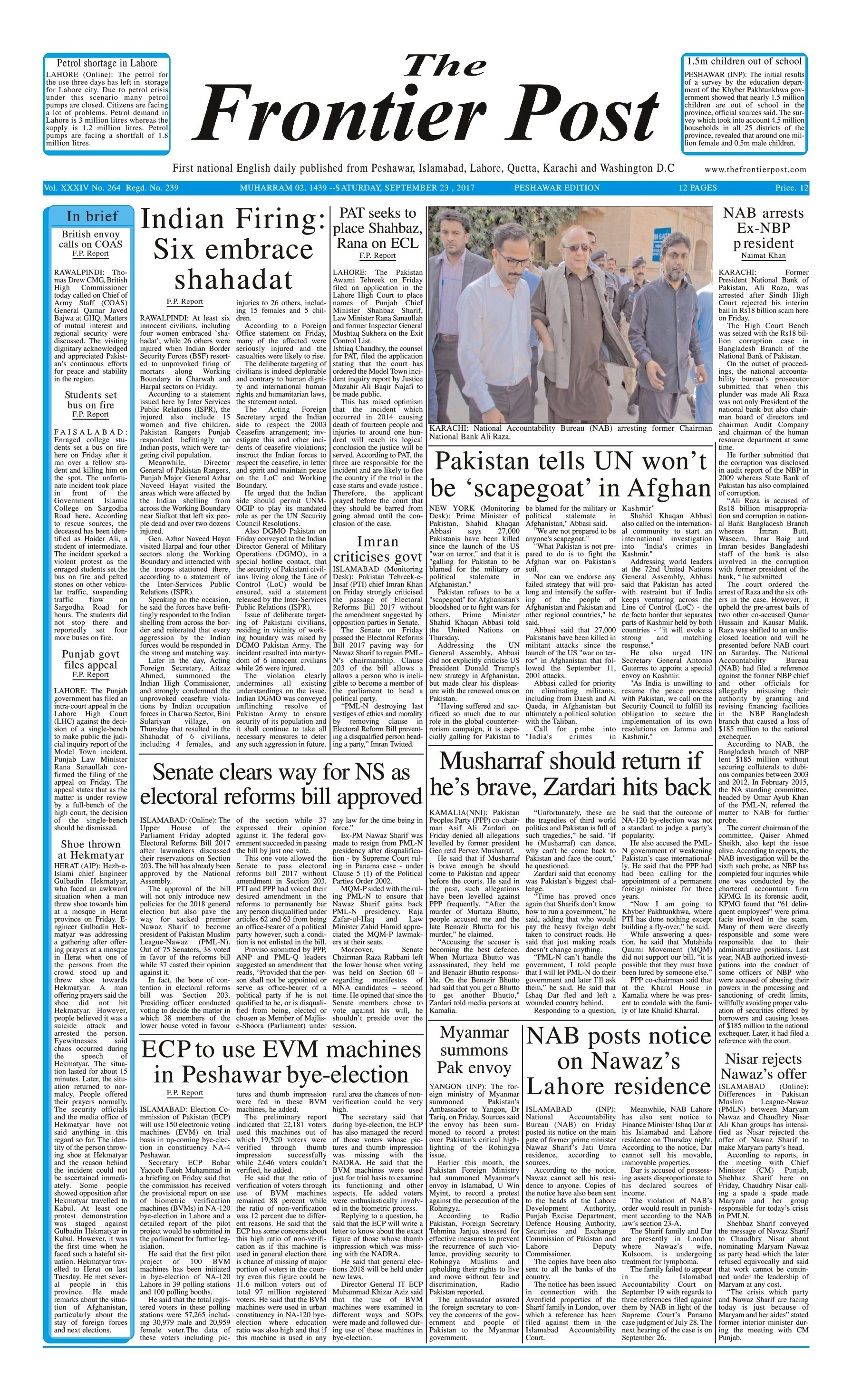 Front Page 23-09