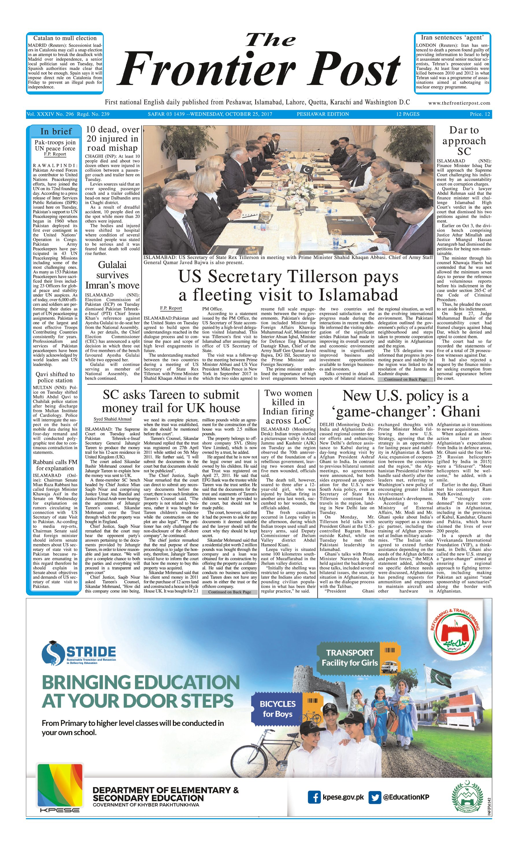Front Page 25-10