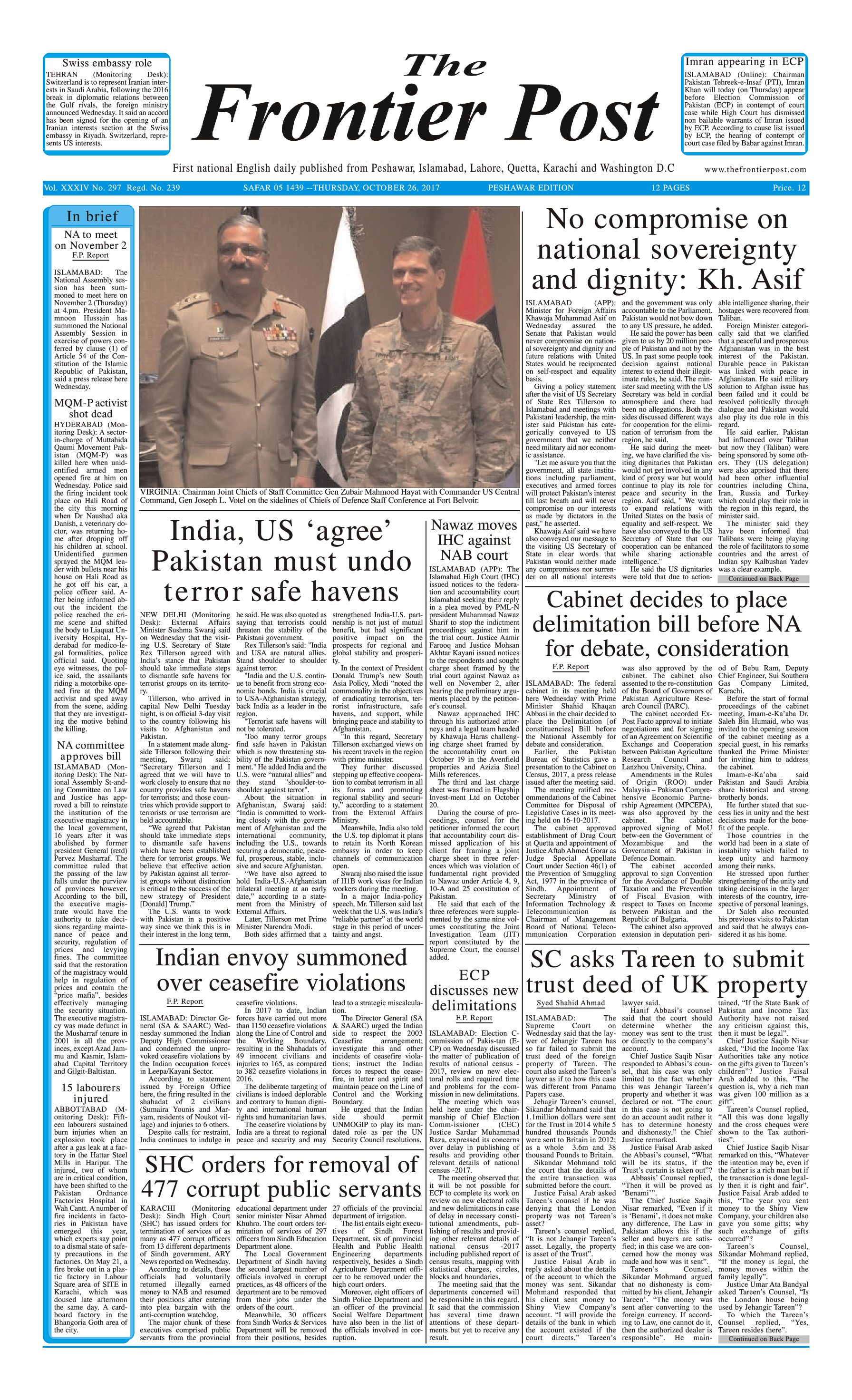 Front Page 26-10