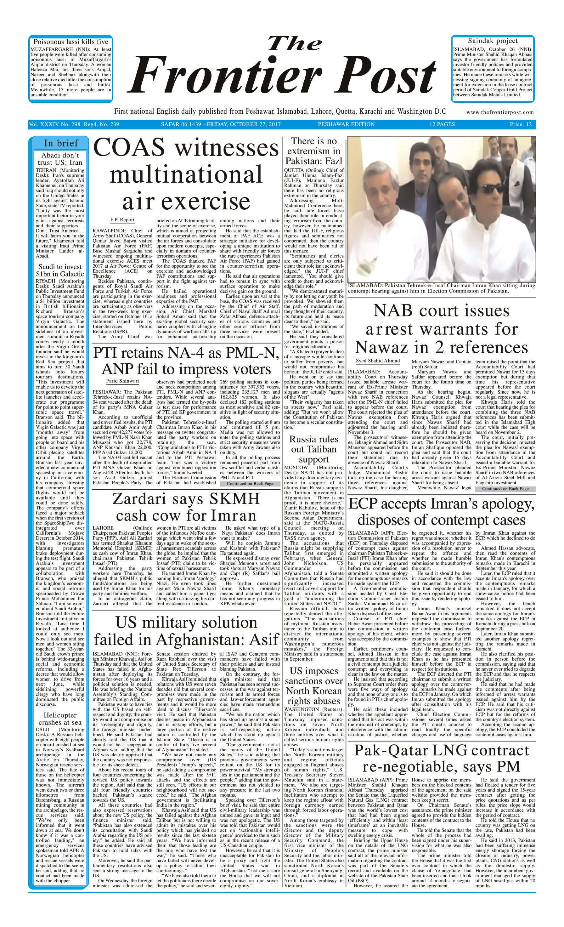 Front Page 27-10