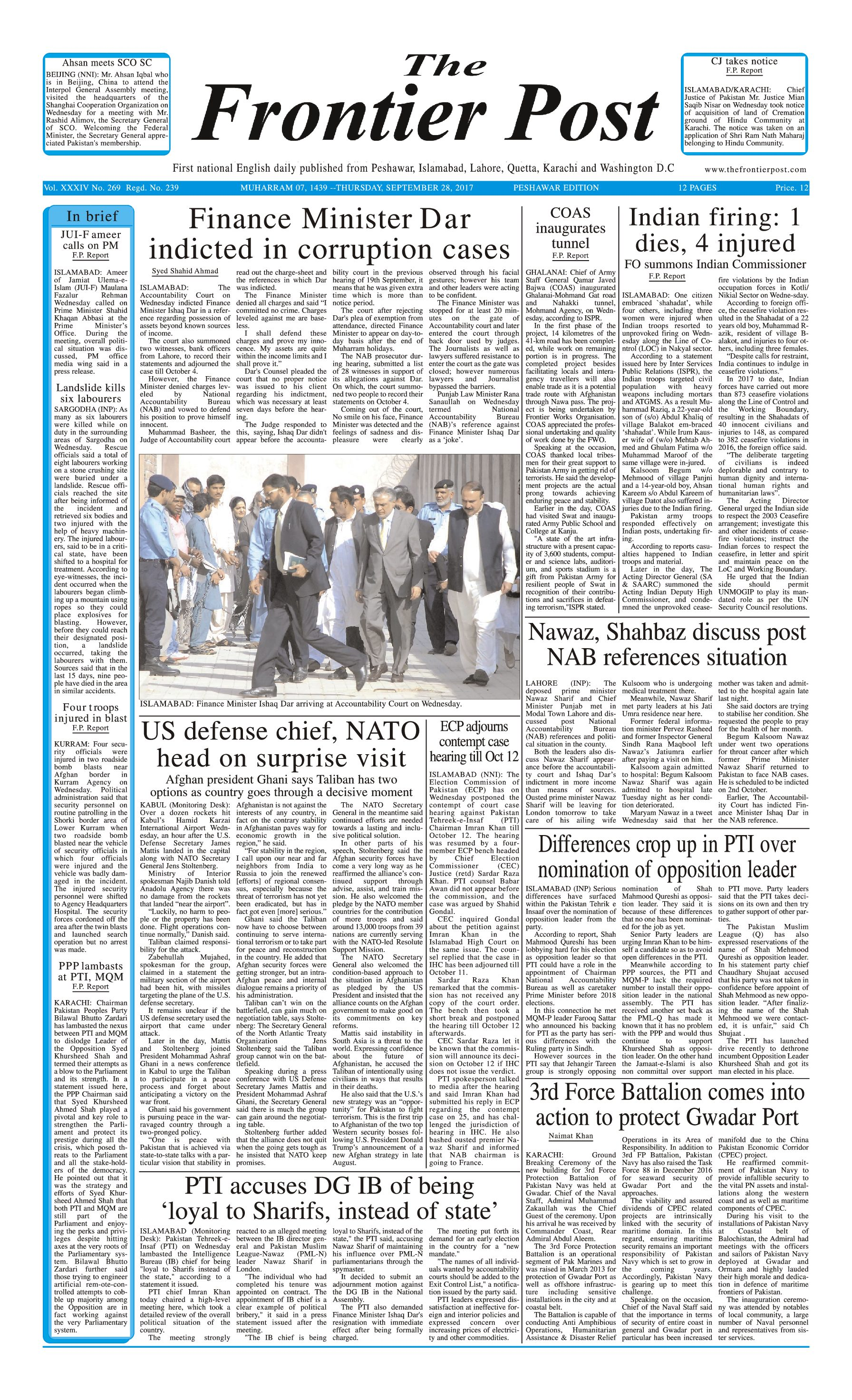 Front Page 28-09