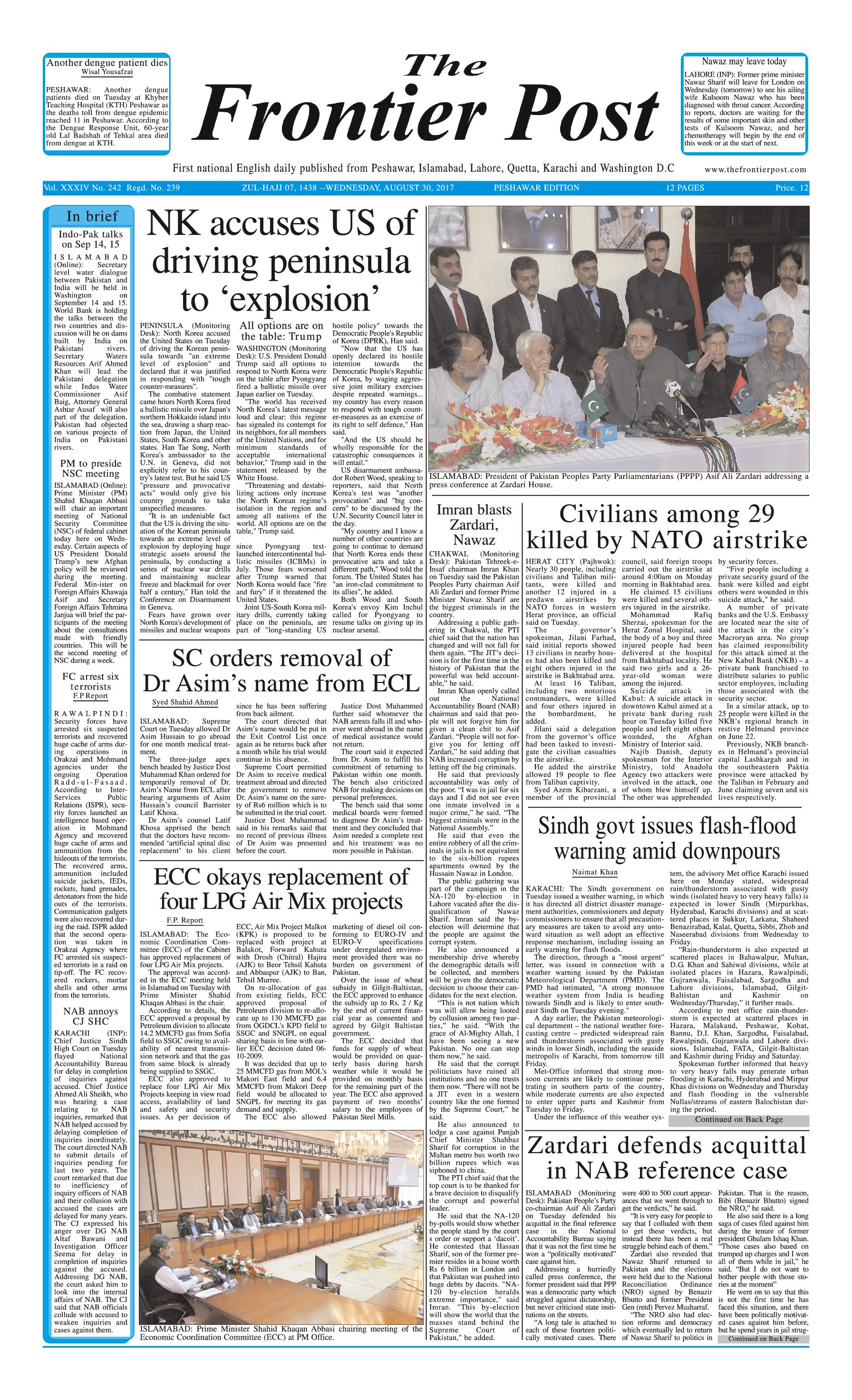 Front Page 30