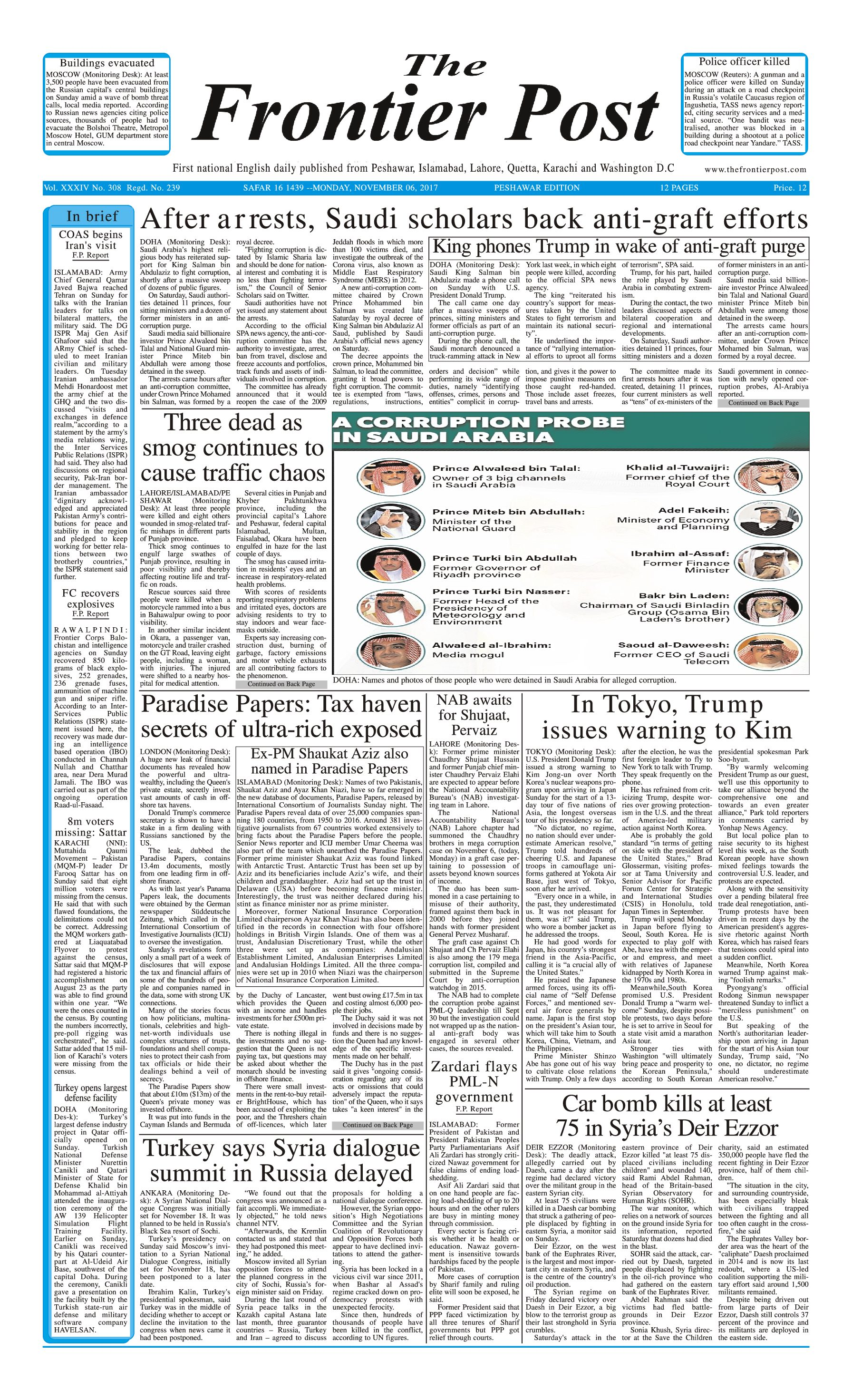 Front Page 6-11