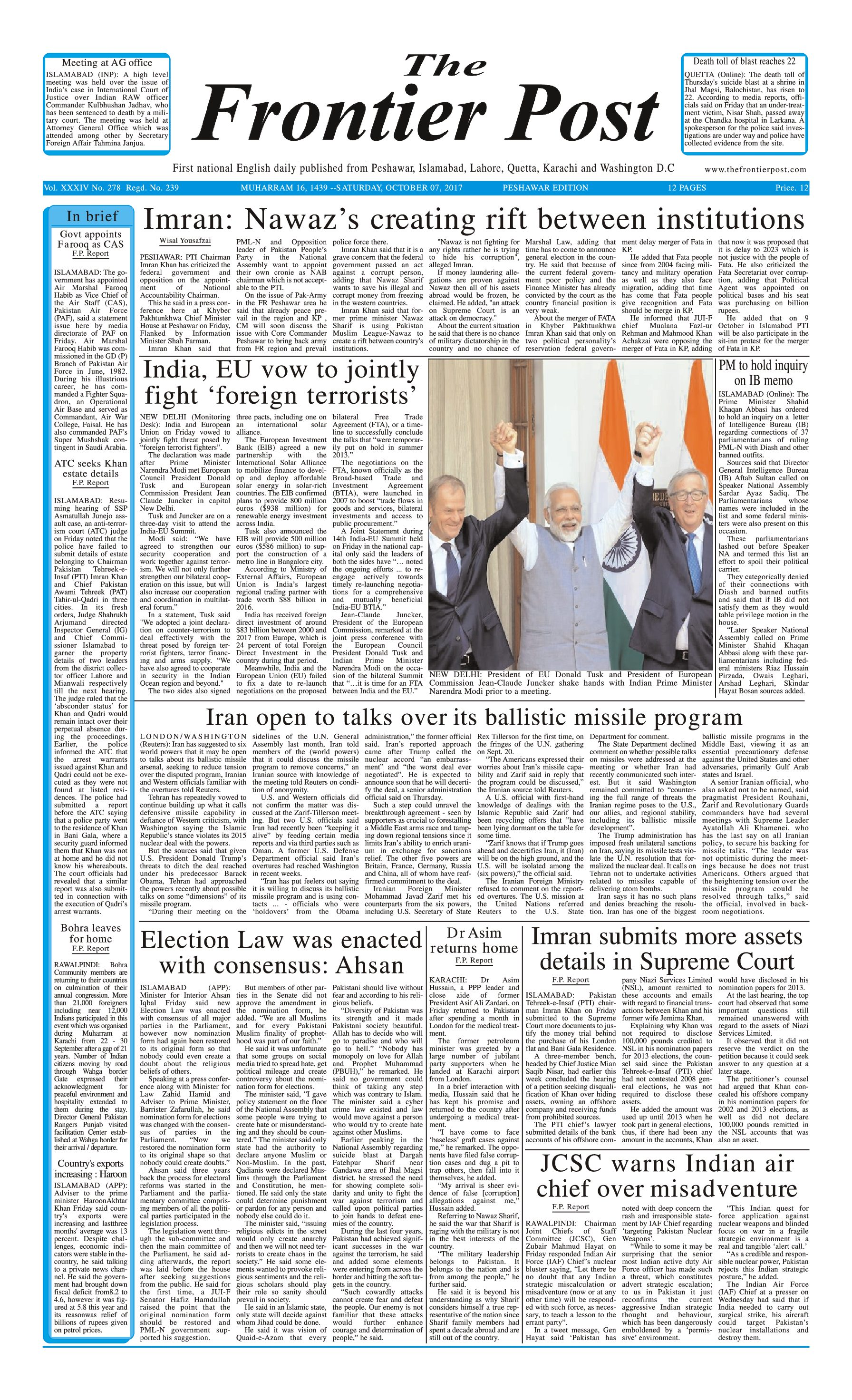 Front Page 7-10