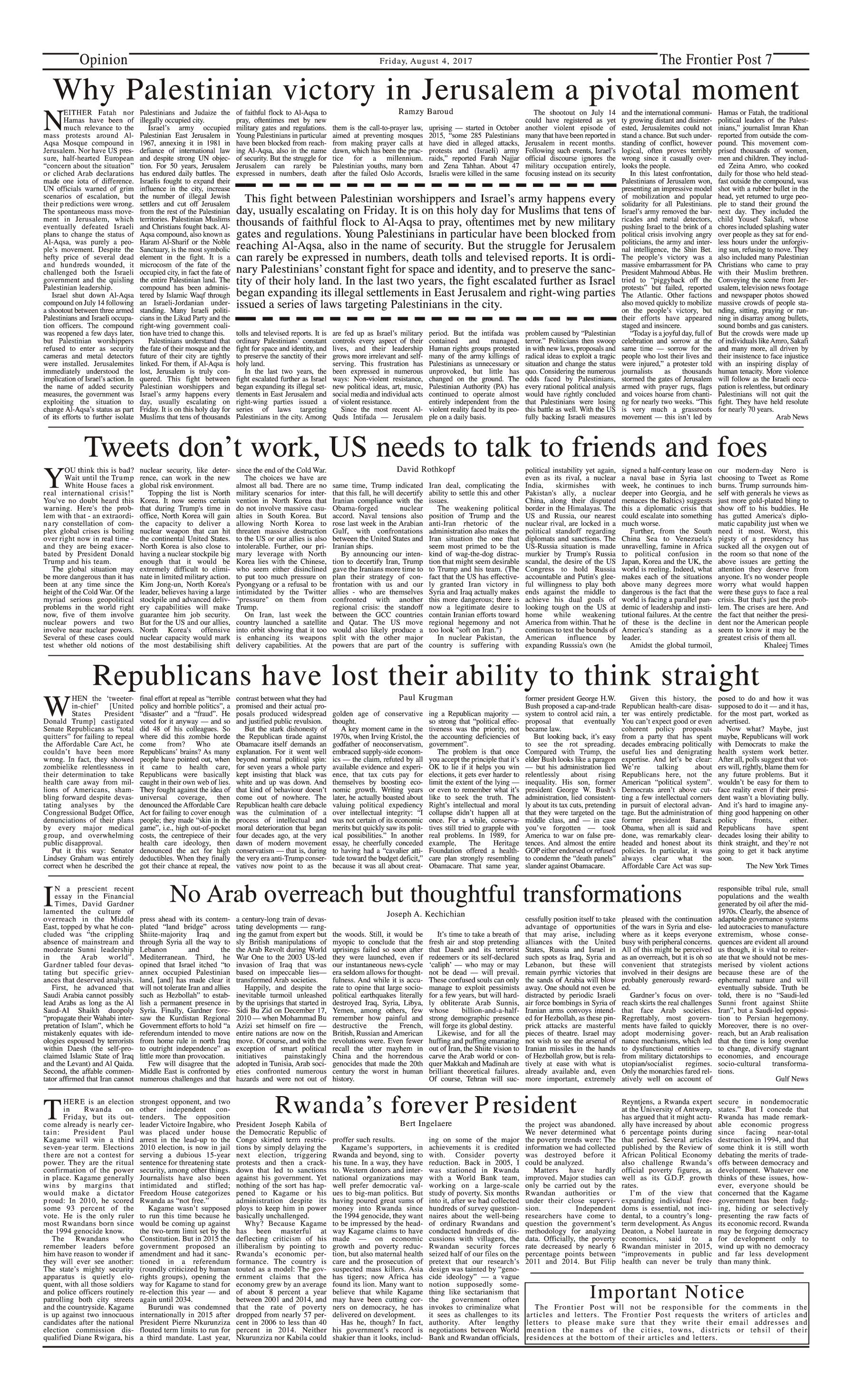 Opinion Page 04