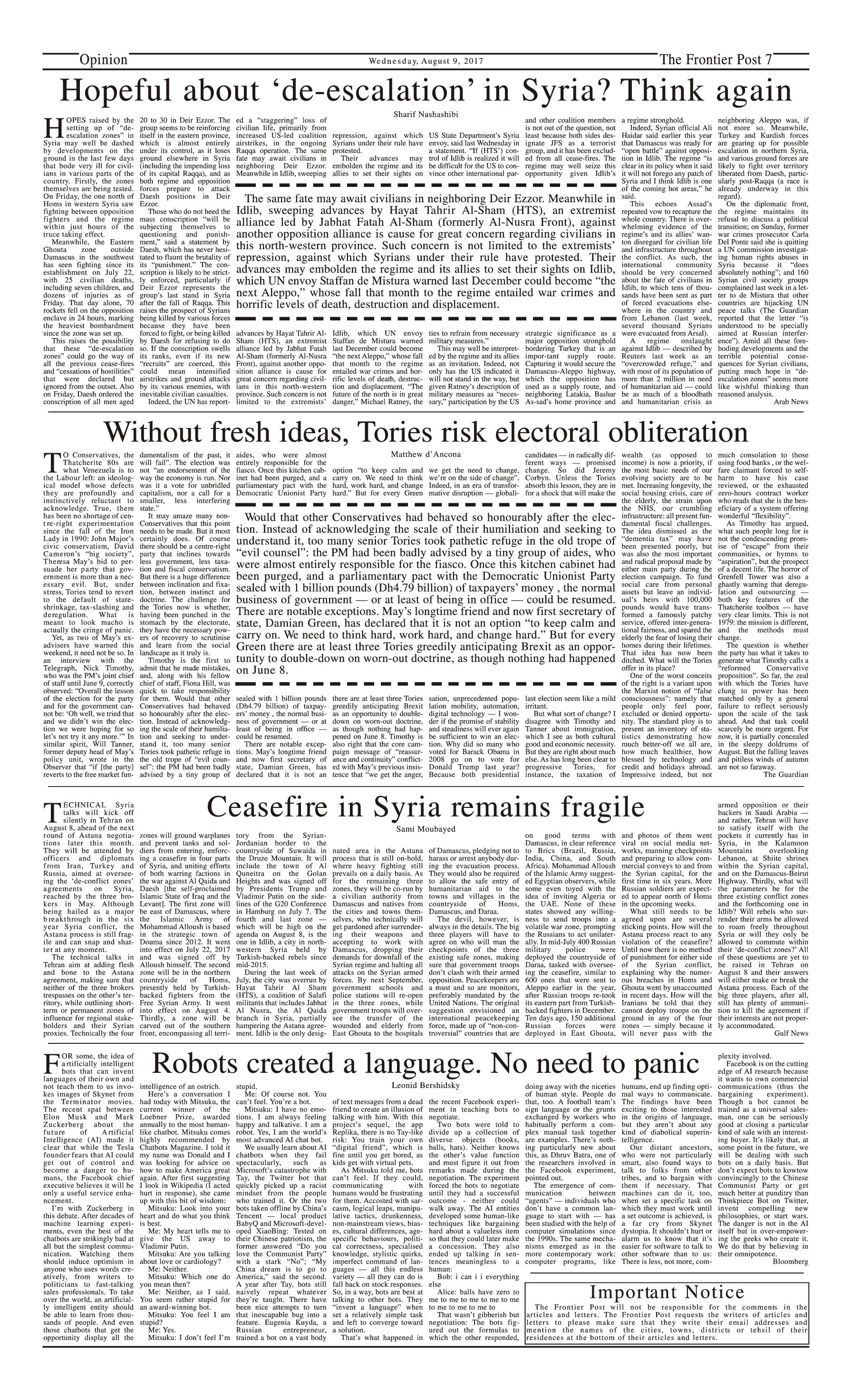 Opinion Page 09