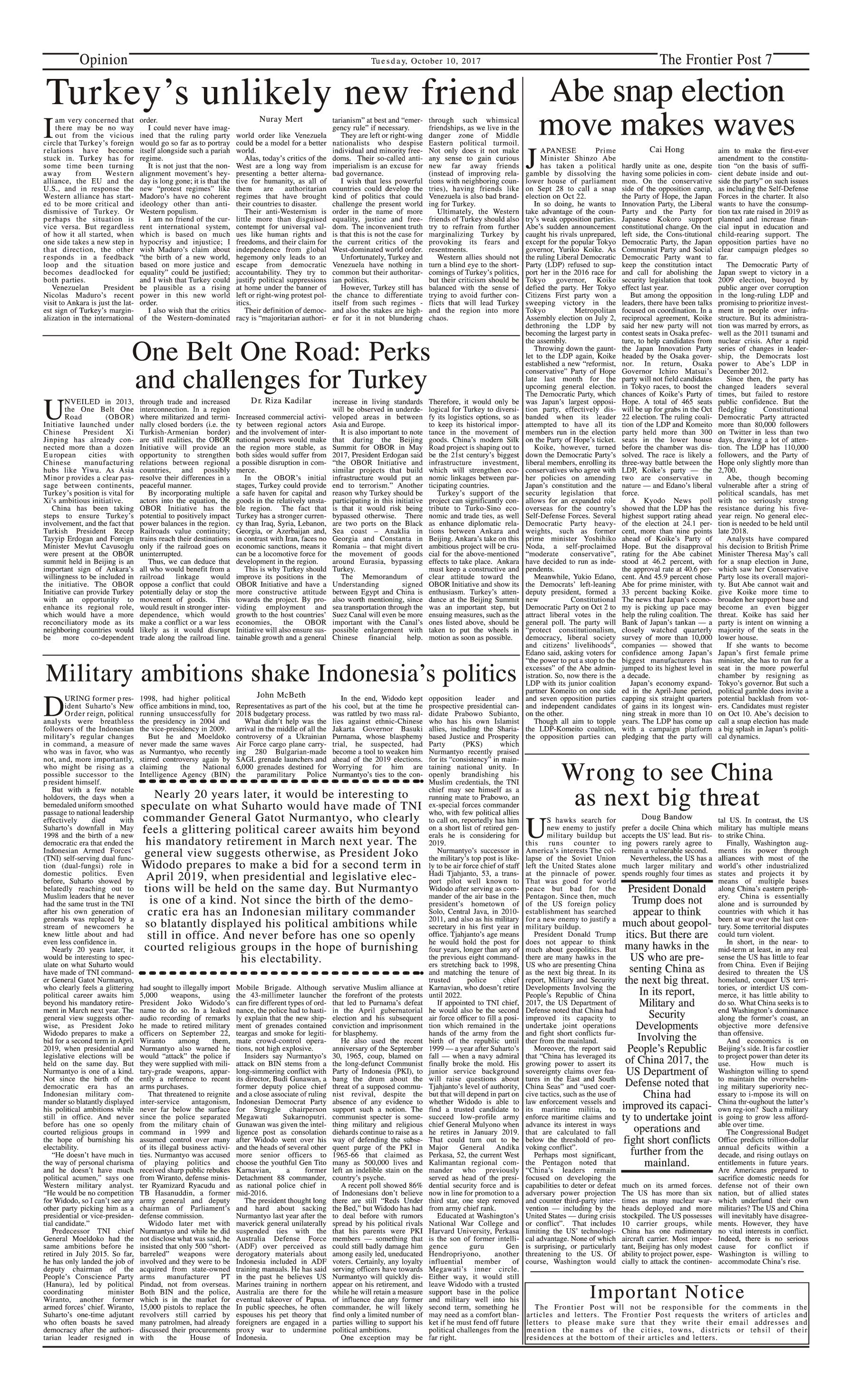 Opinion Page 10-10