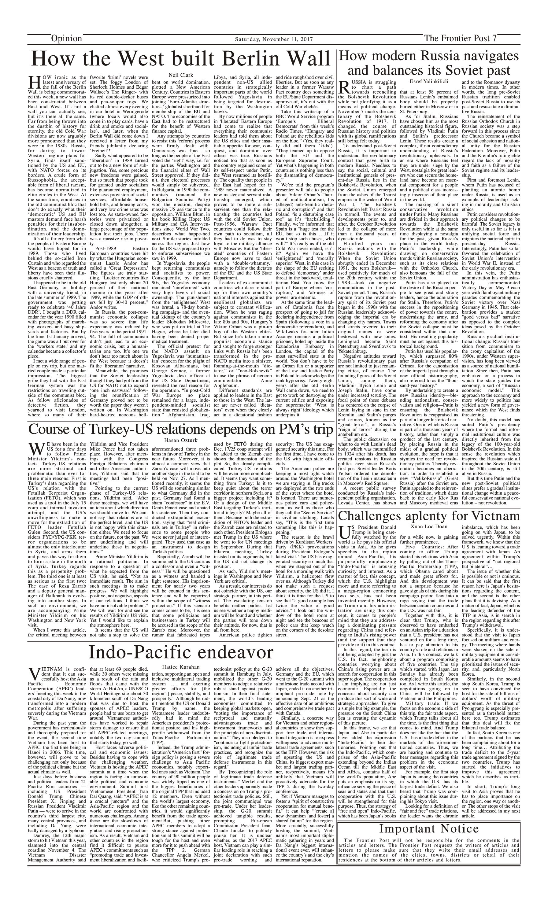 Opinion Page 11-11