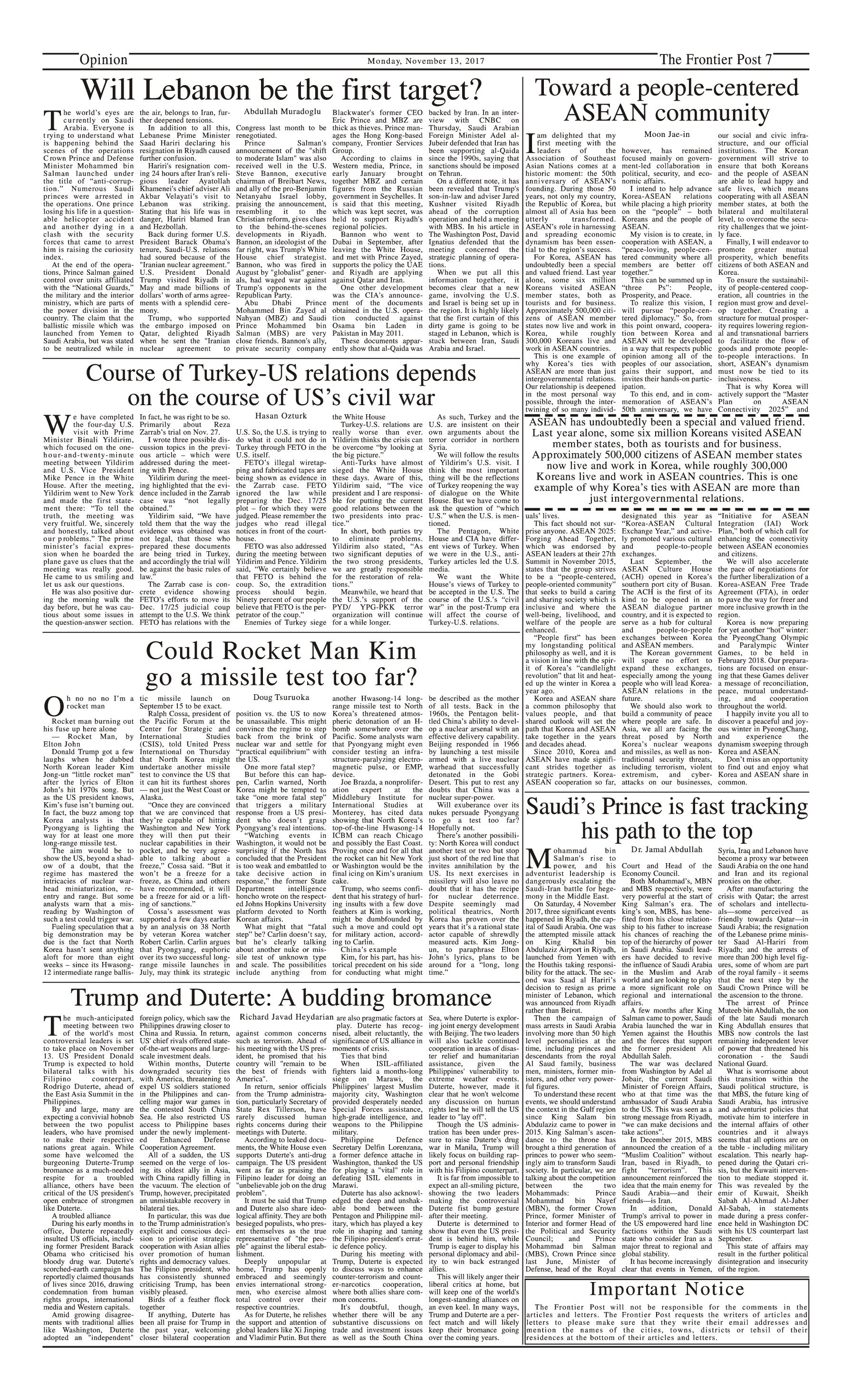 Opinion Page 13-11