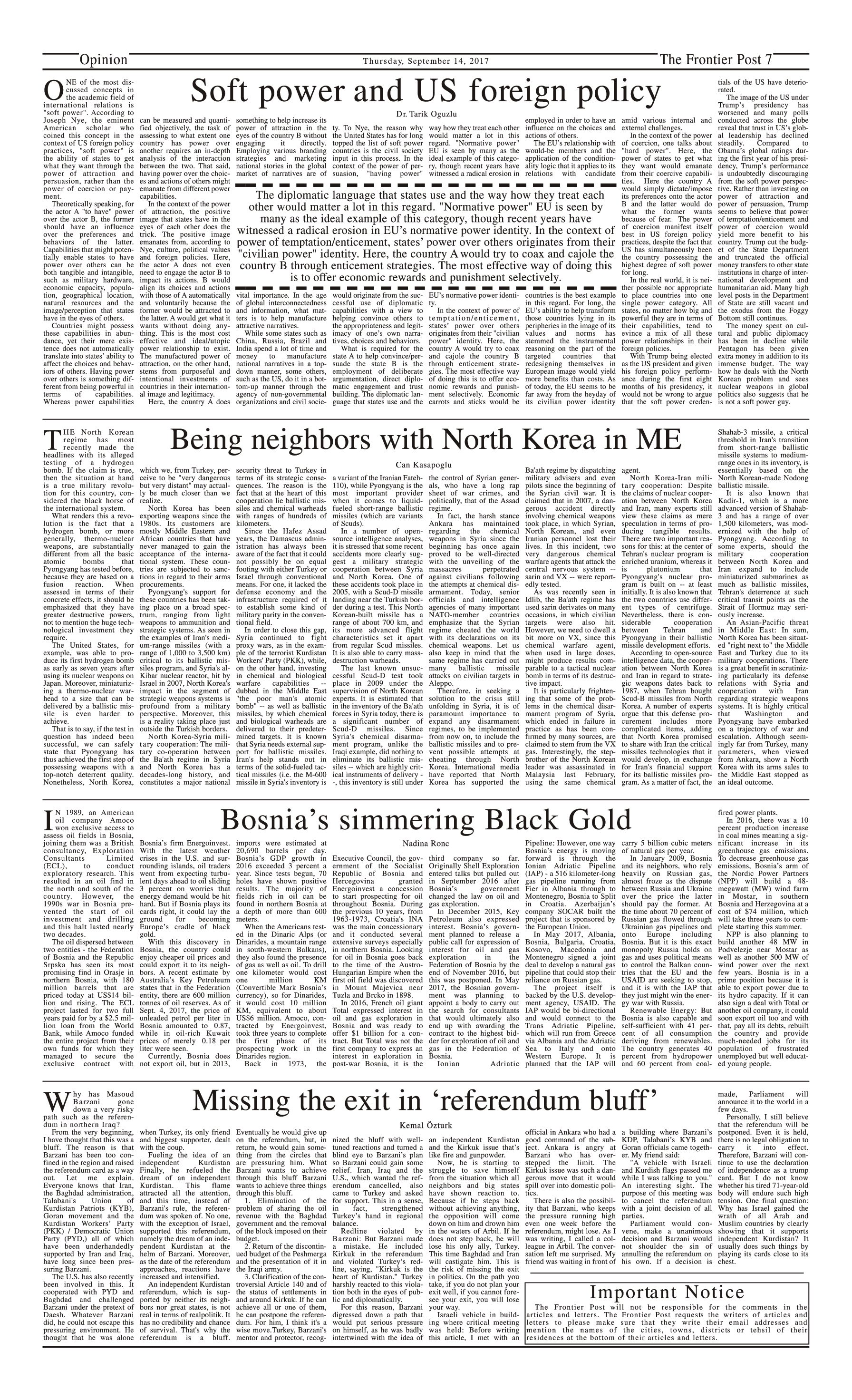 Opinion Page 14-09