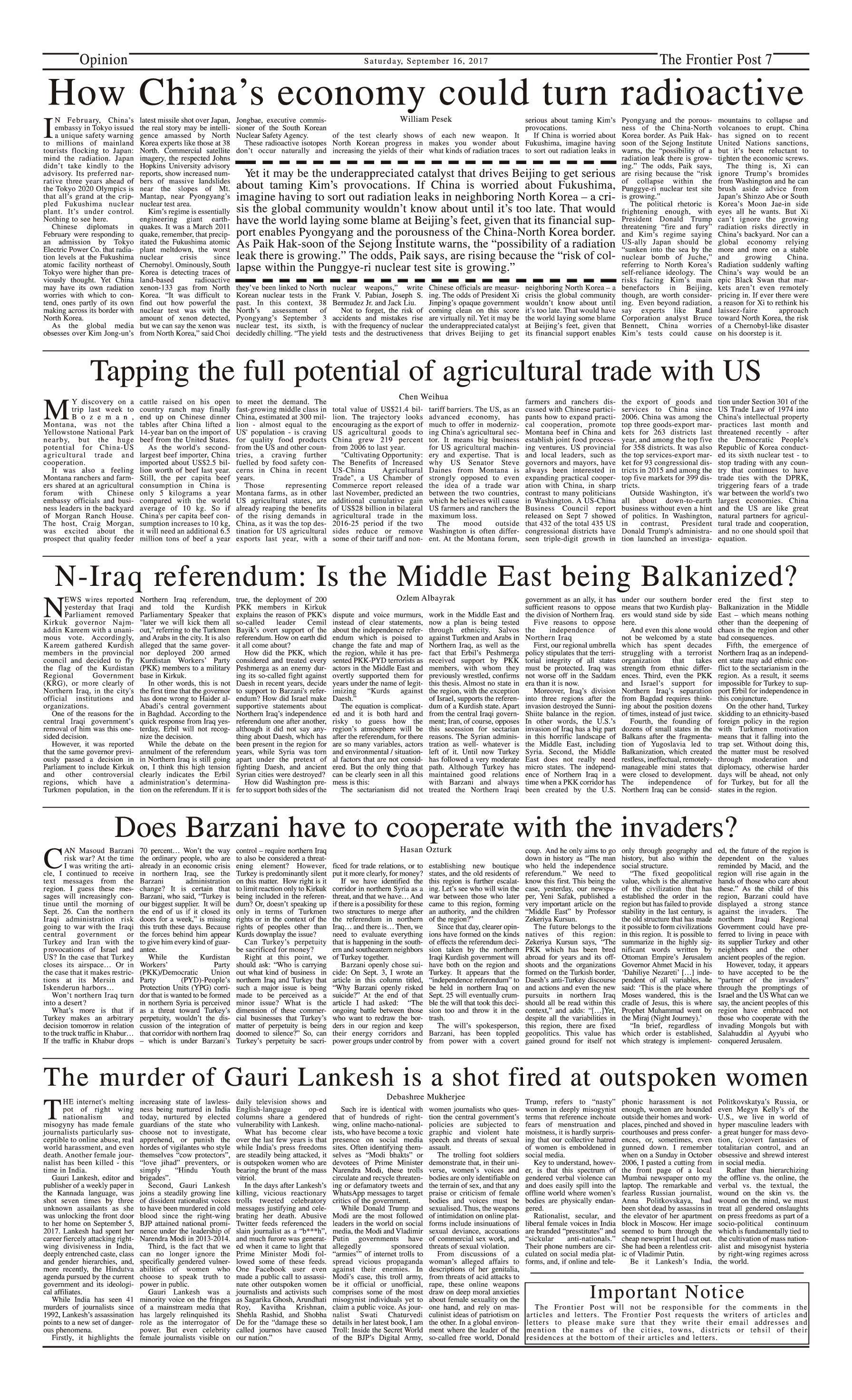 Opinion Page 16-09