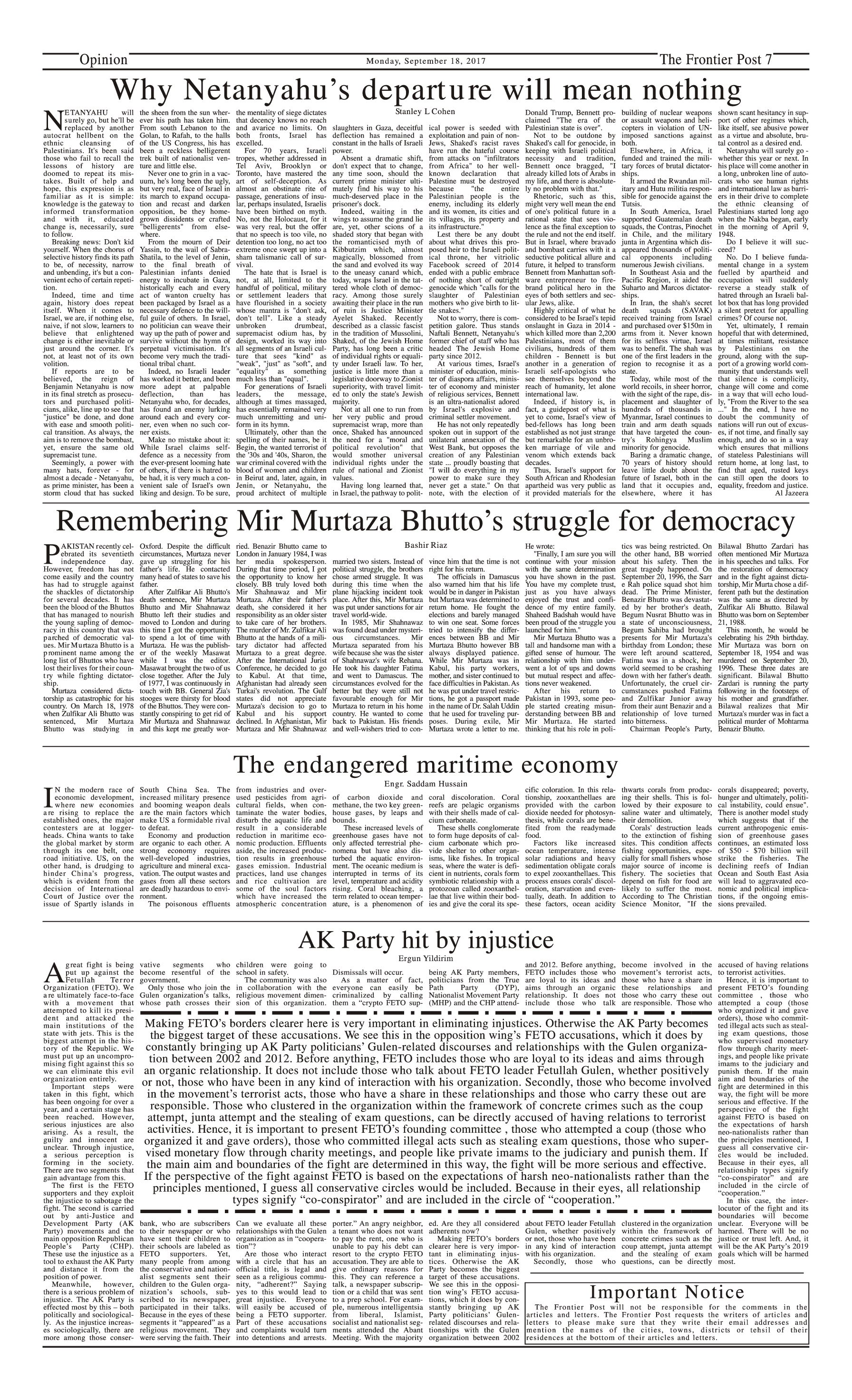 Opinion Page 18-09