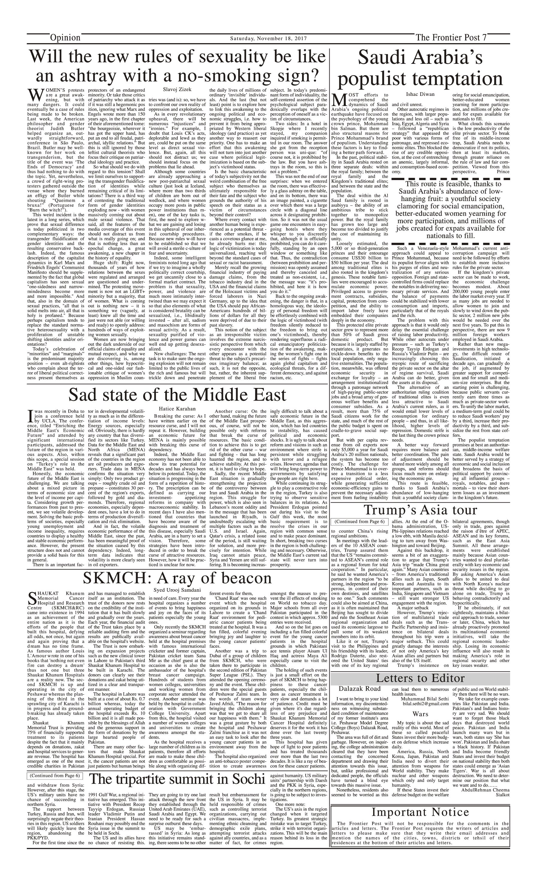 Opinion Page 18-11