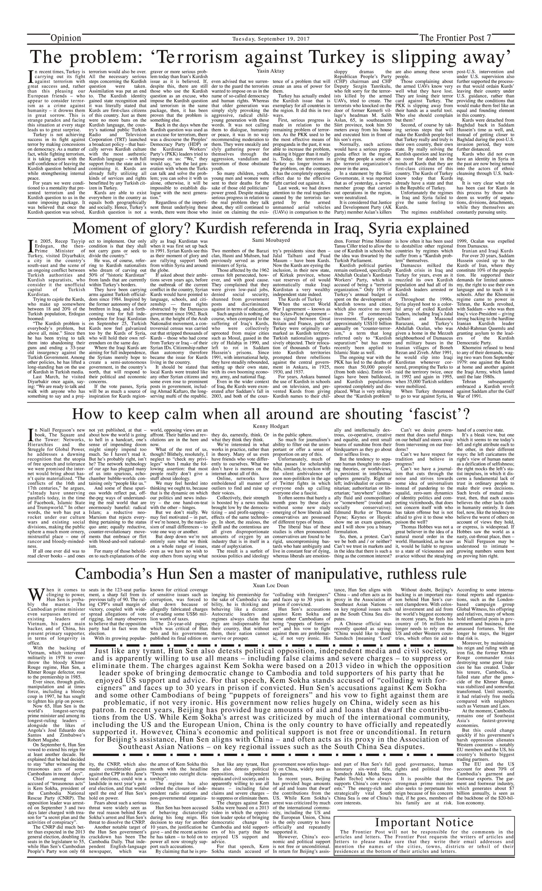 Opinion Page 19-09