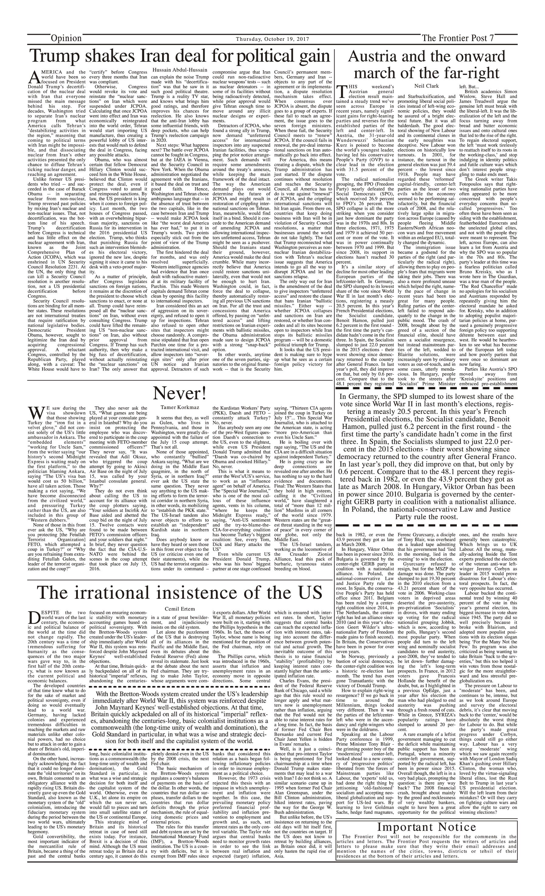 Opinion Page 19-10