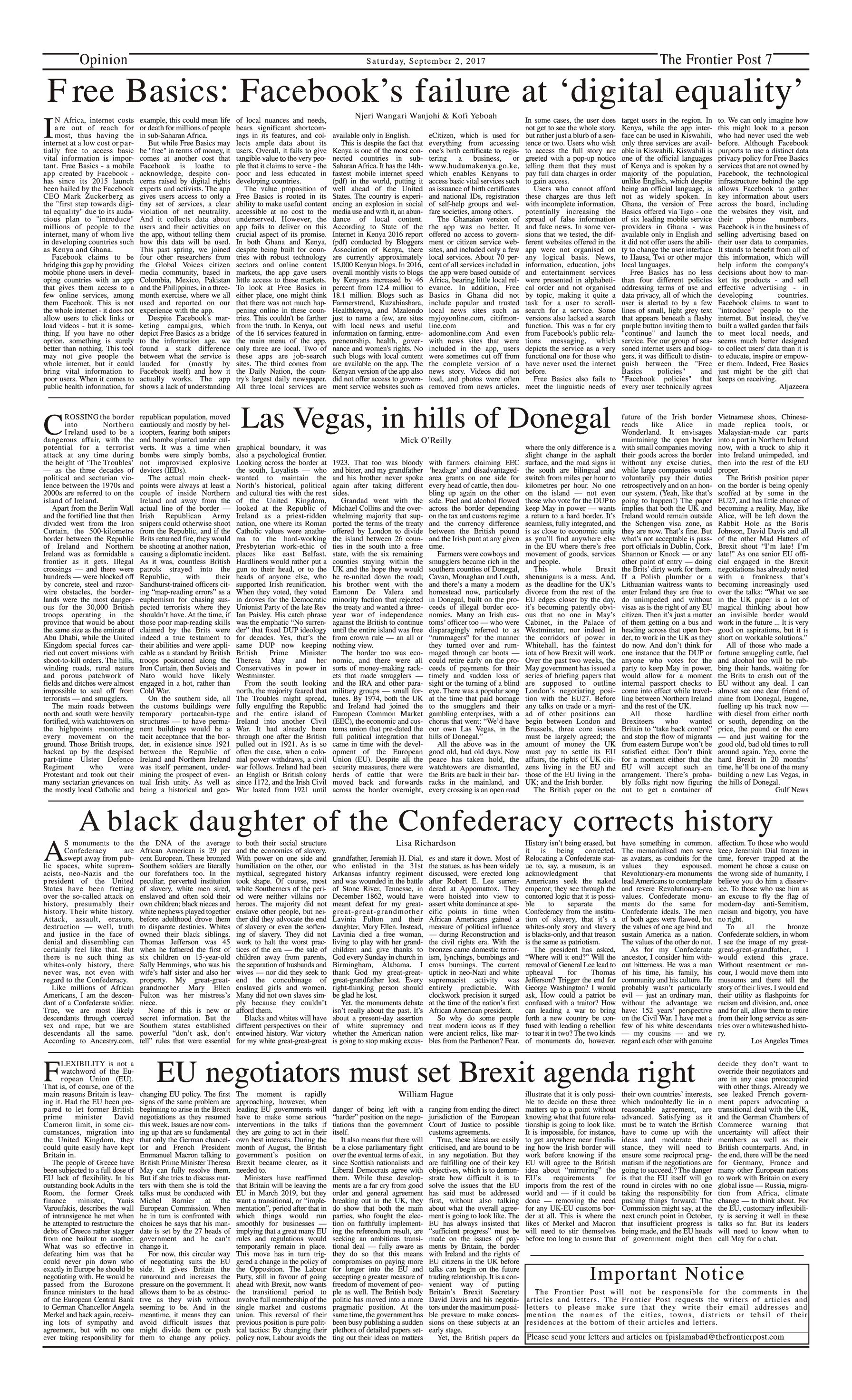 Opinion Page 2-09