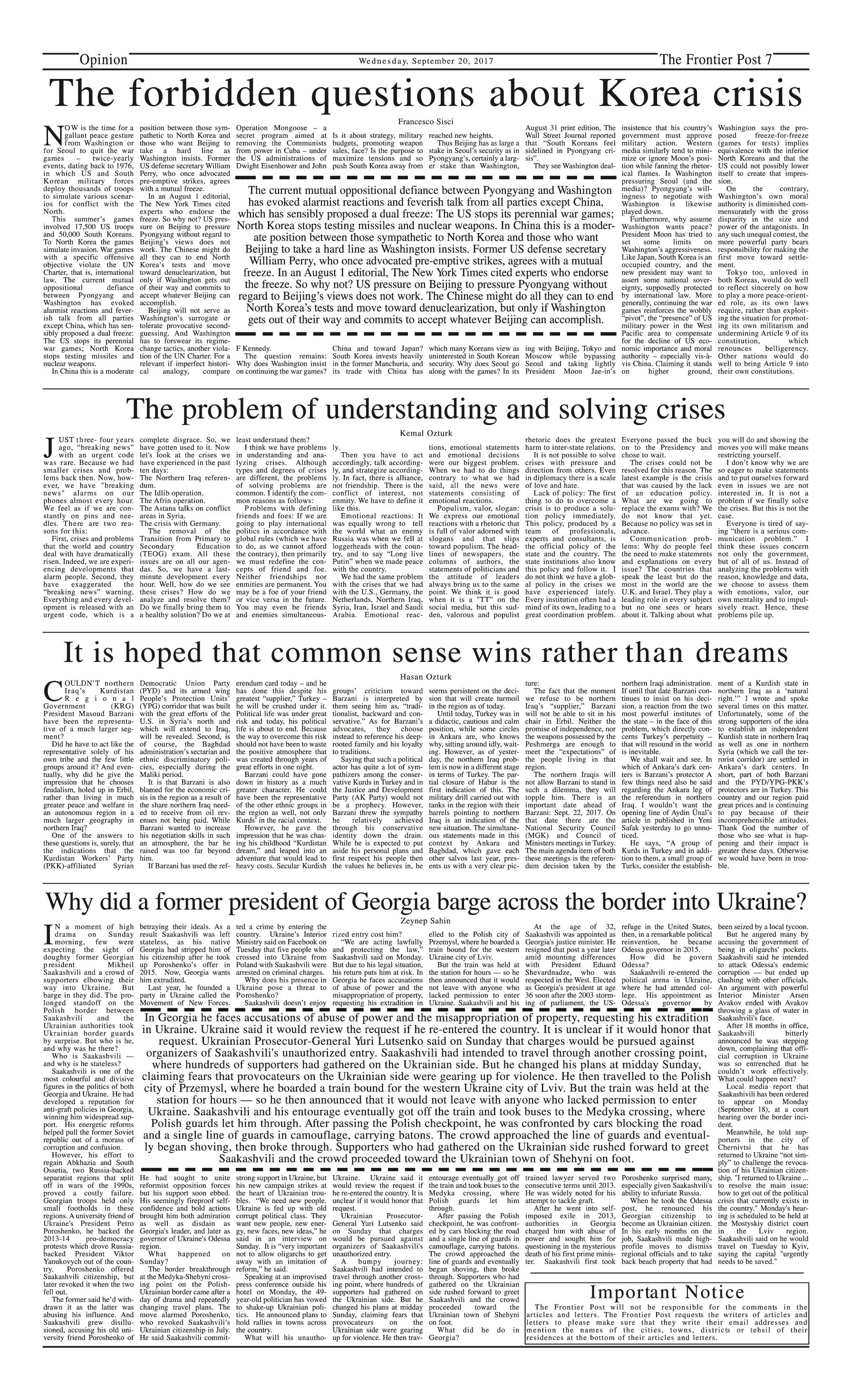 Opinion Page 20-09