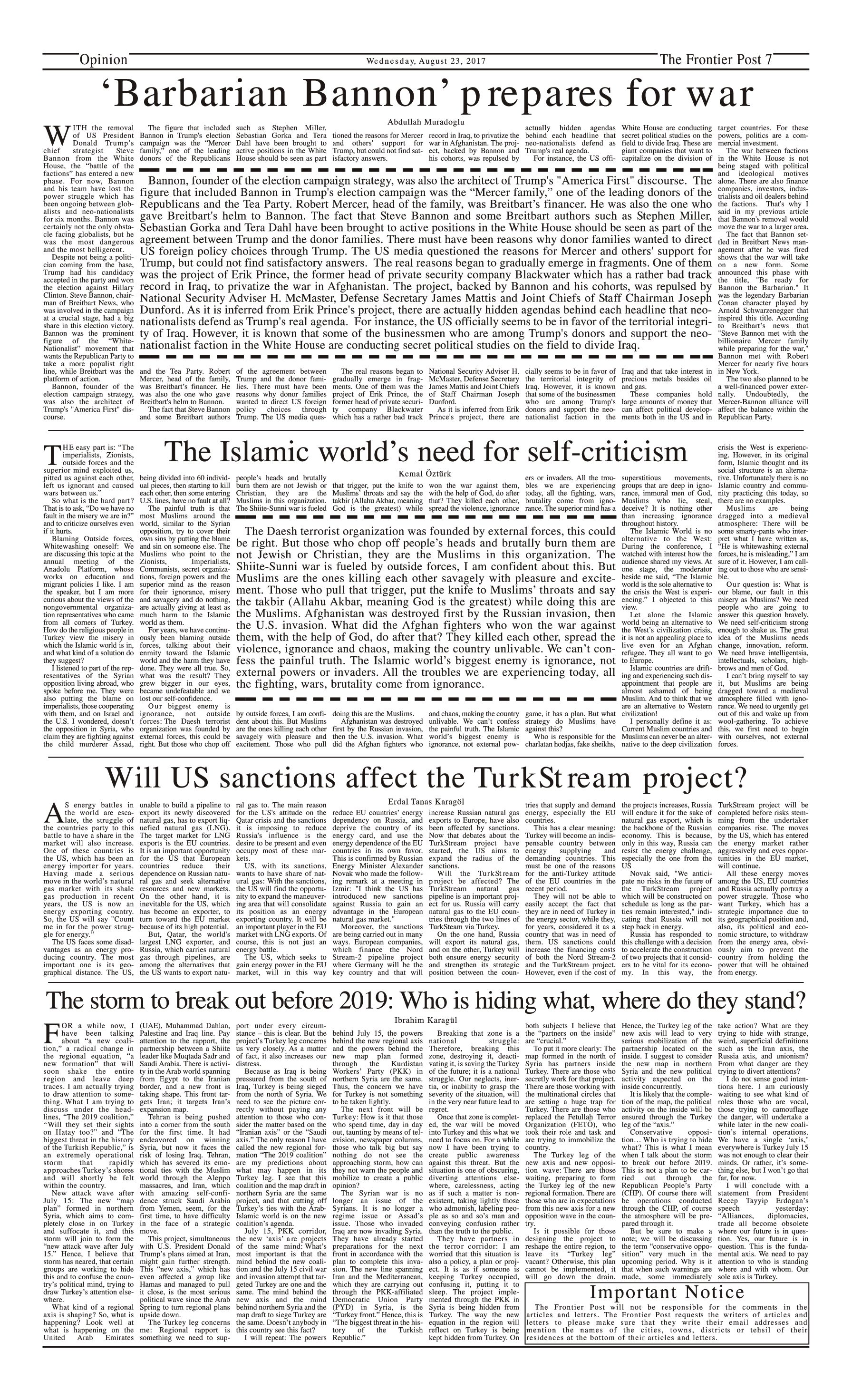 Opinion Page 23