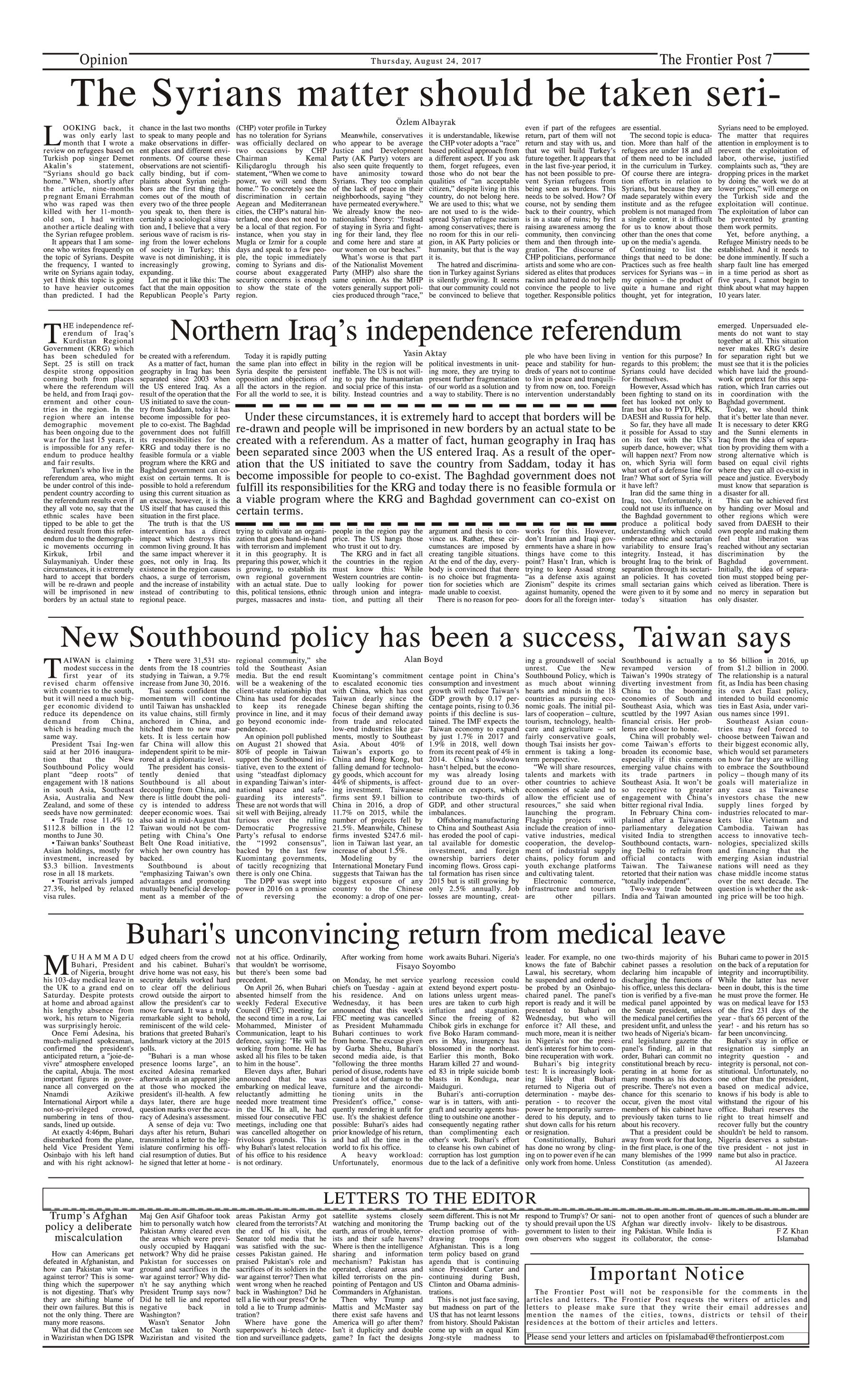 Opinion Page 24