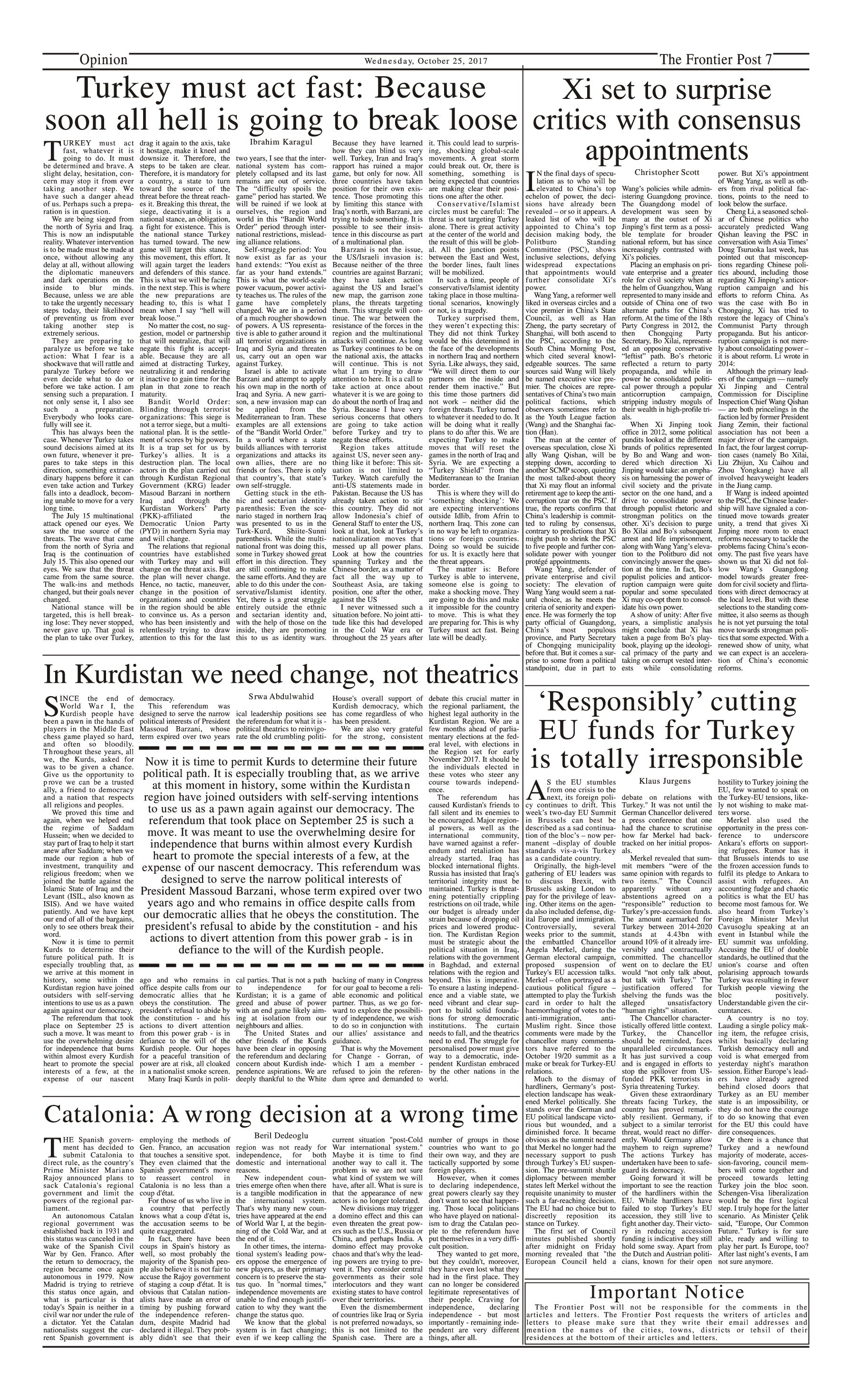Opinion Page 25-10