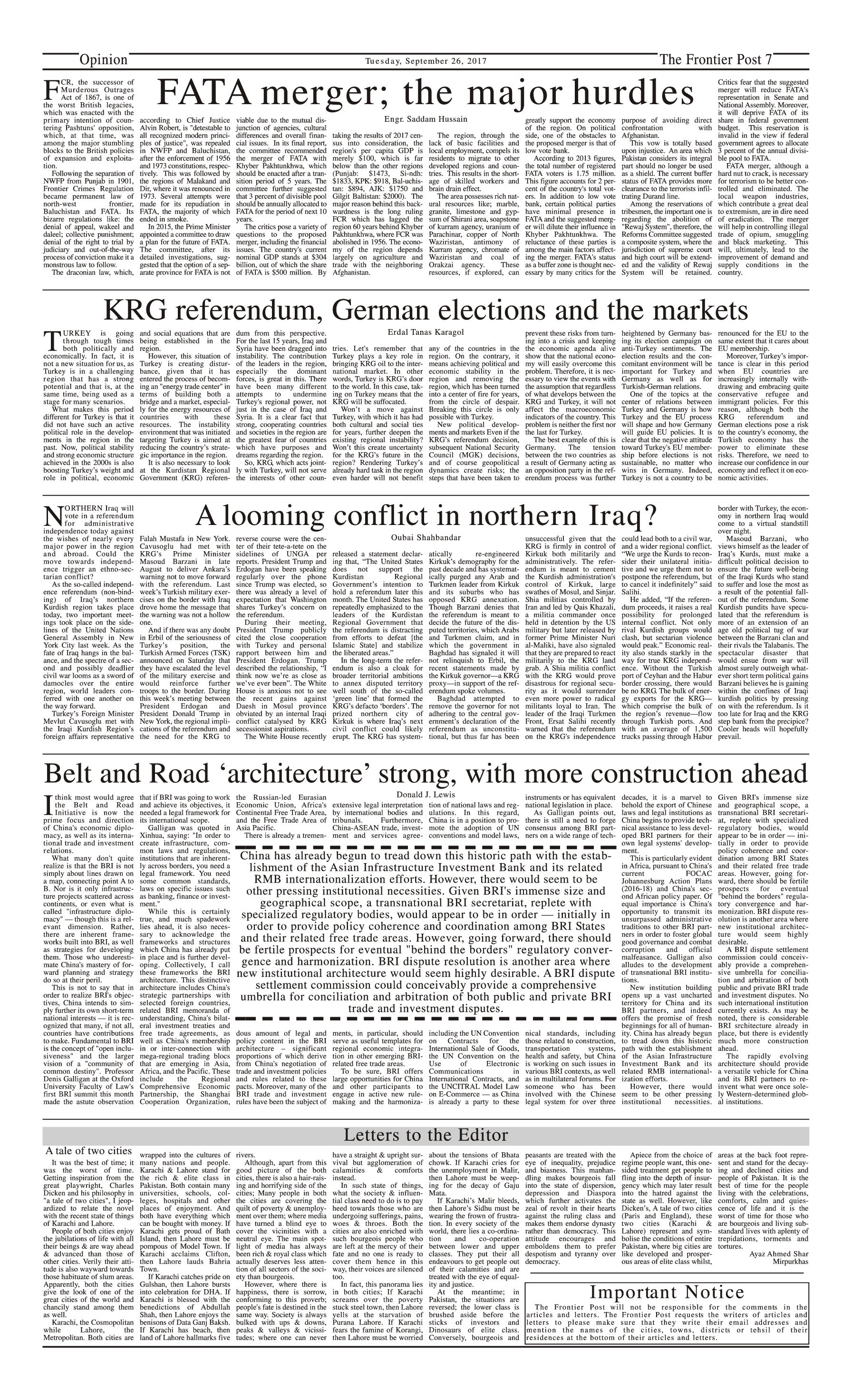 Opinion Page 26-09