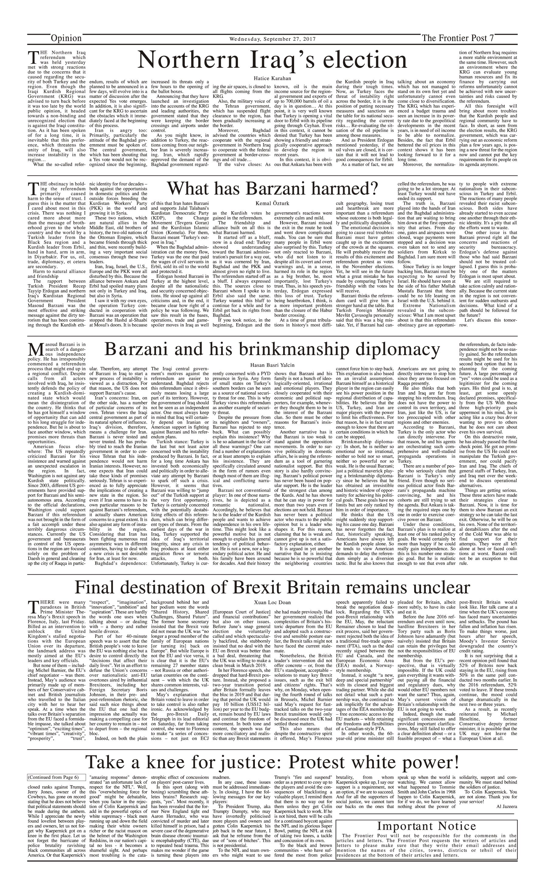 Opinion Page 27-09