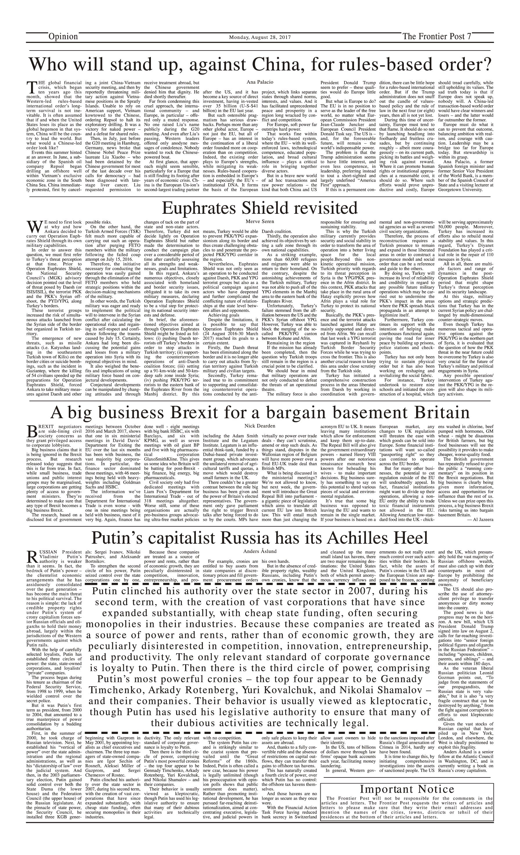 Opinion Page 28