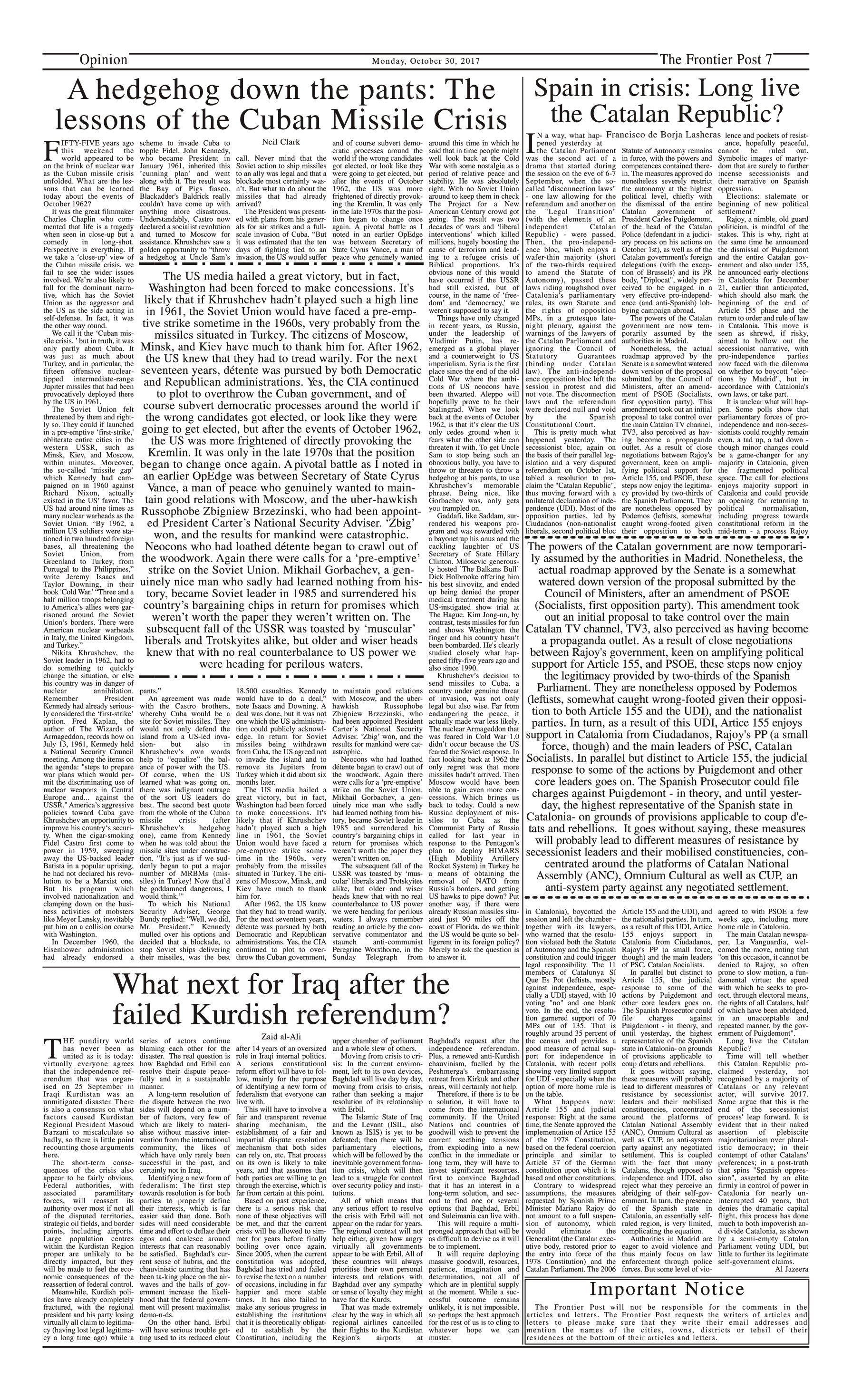 Opinion Page 30-10