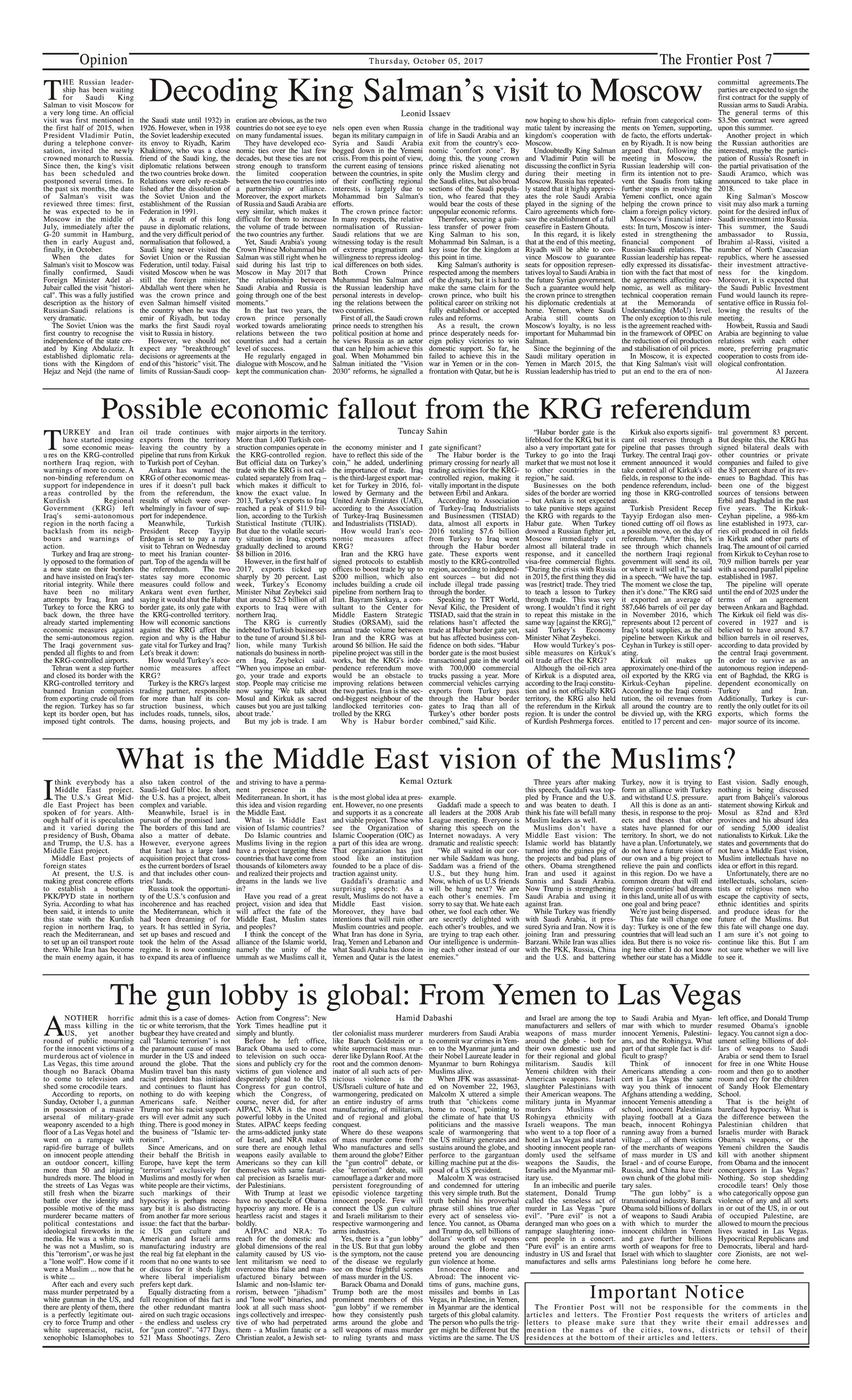 Opinion Page 5-10