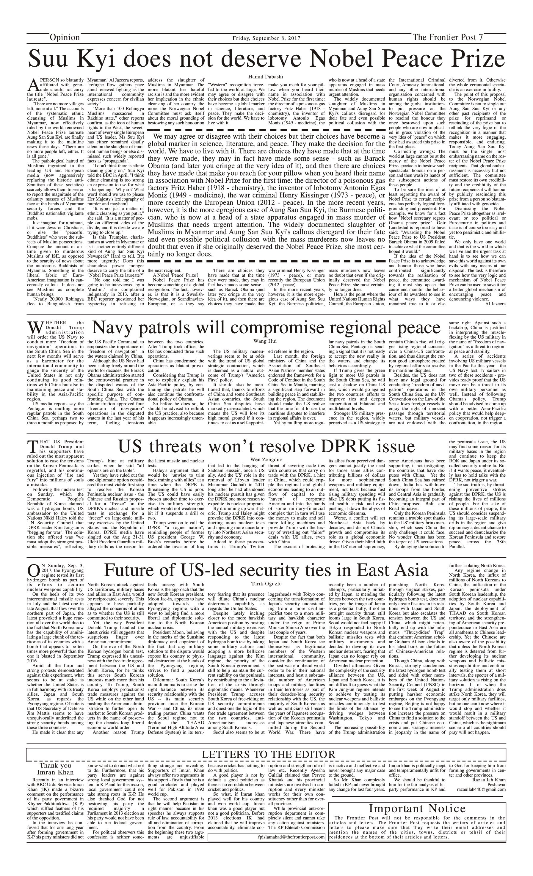 Opinion Page 8-09