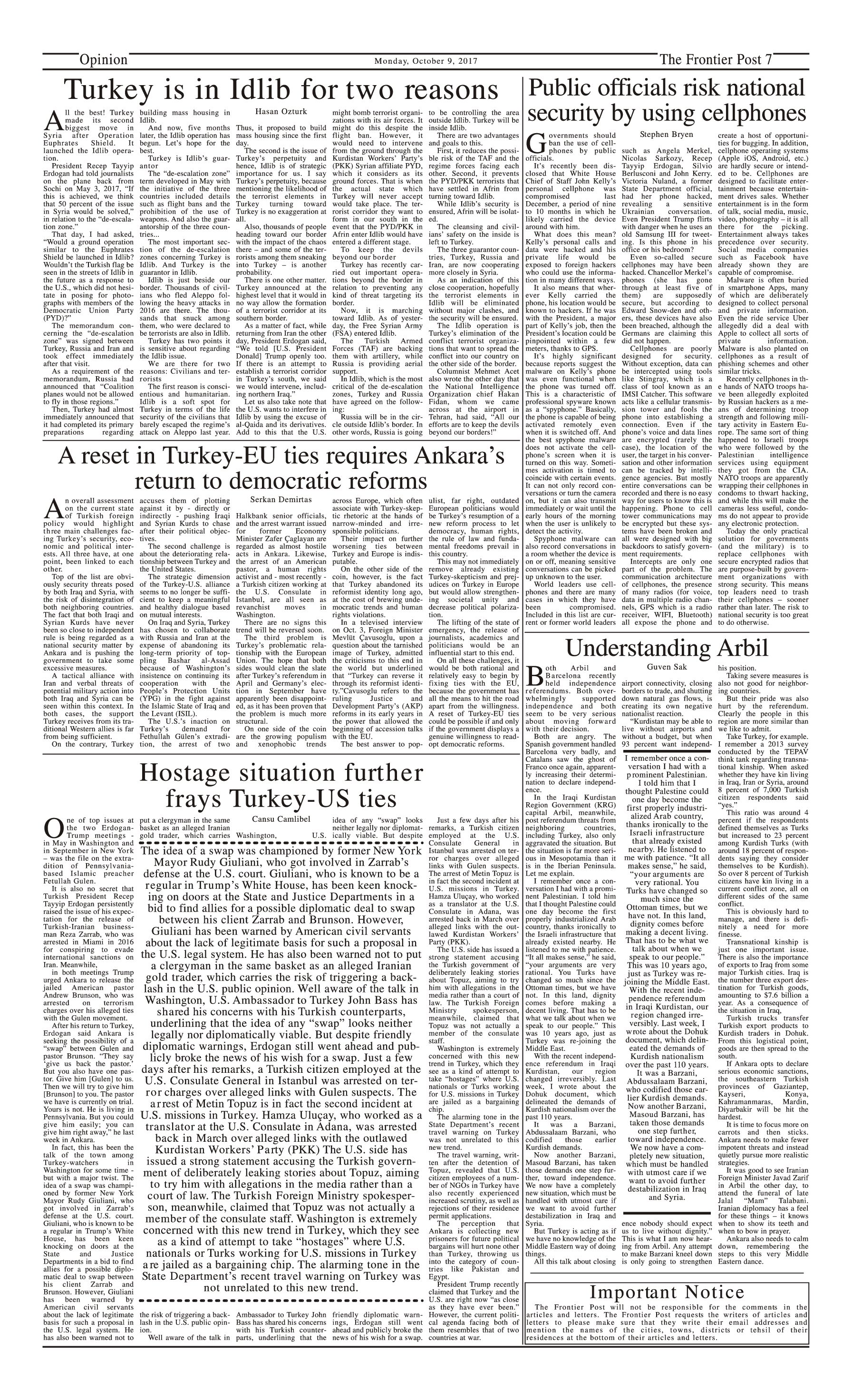 Opinion Page 9-10