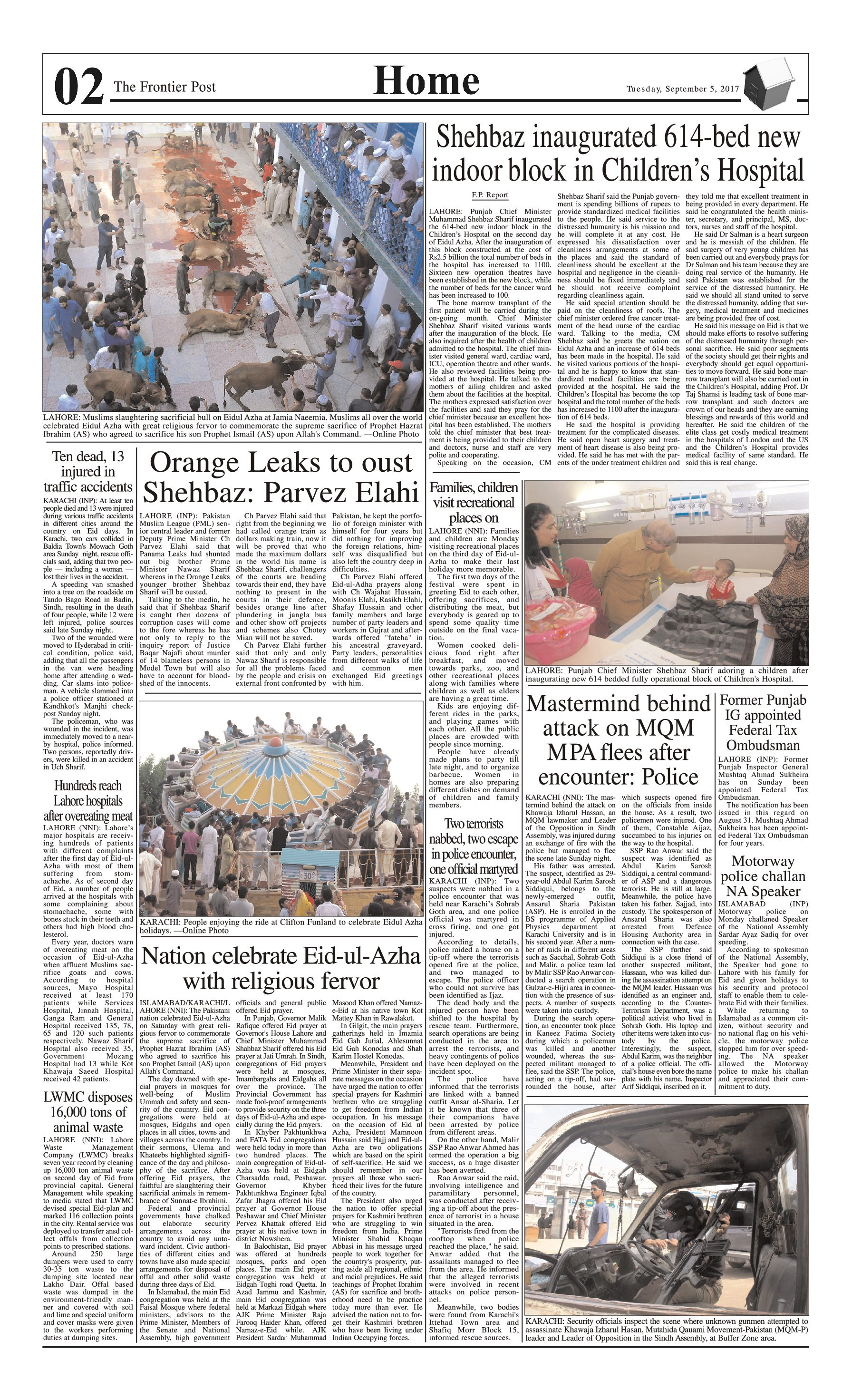 Page 2 Home 5-09
