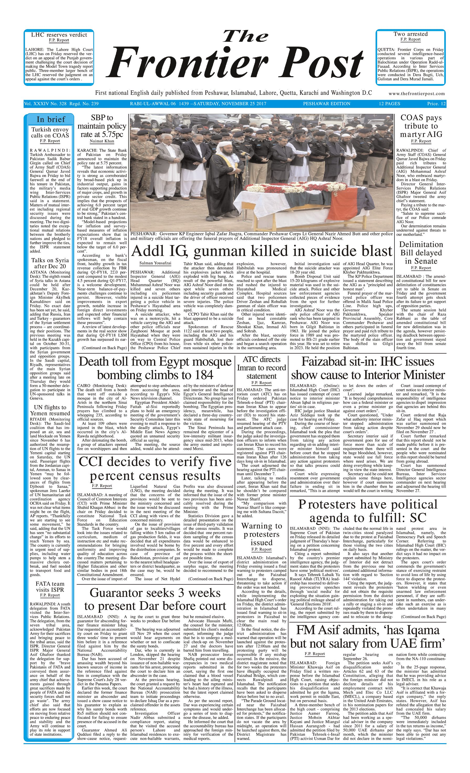 Front Page 25-11