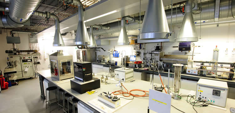 Precautionary Steps In Labs Stressed To Avoid Radiations
