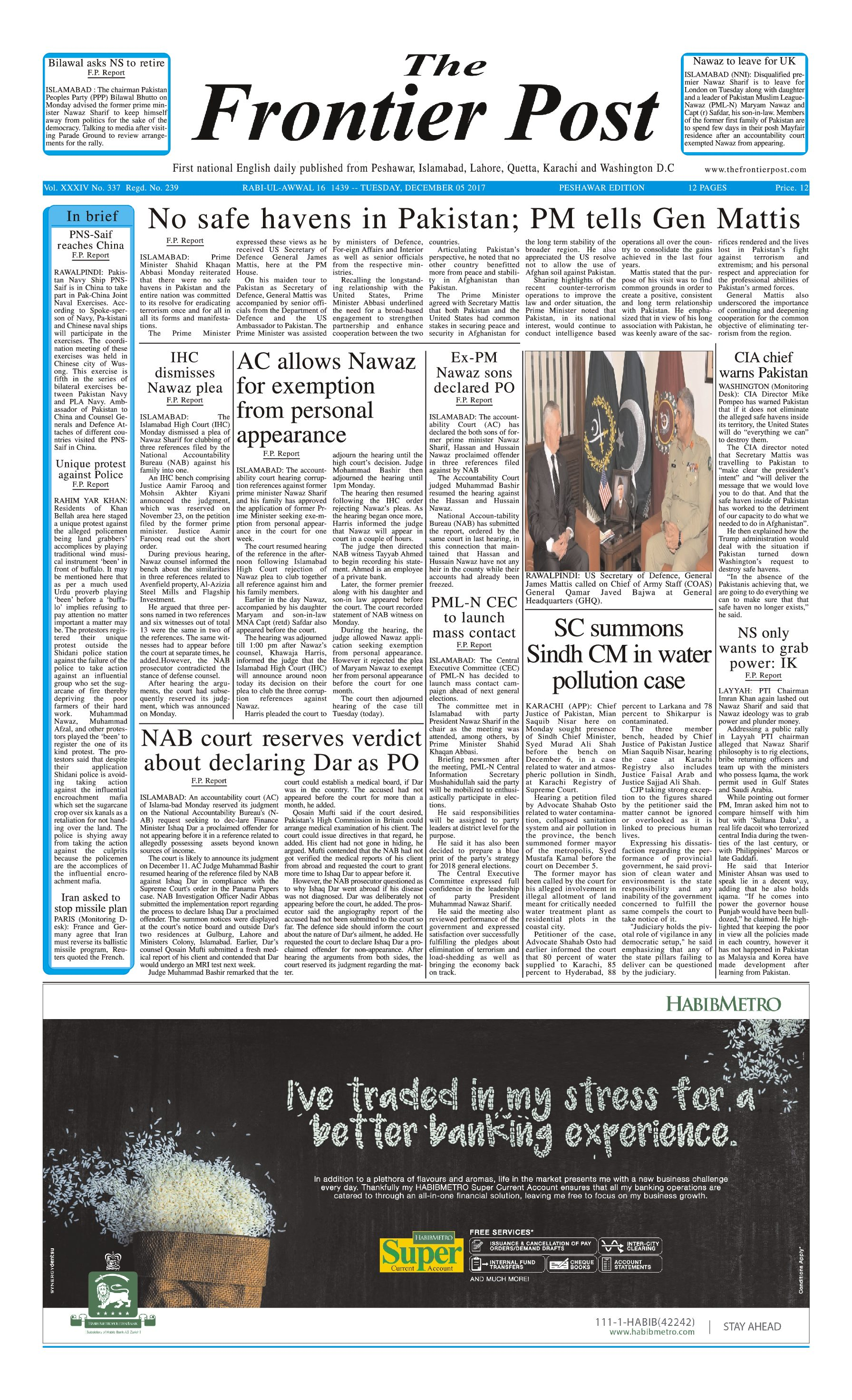 Front Page 5-12