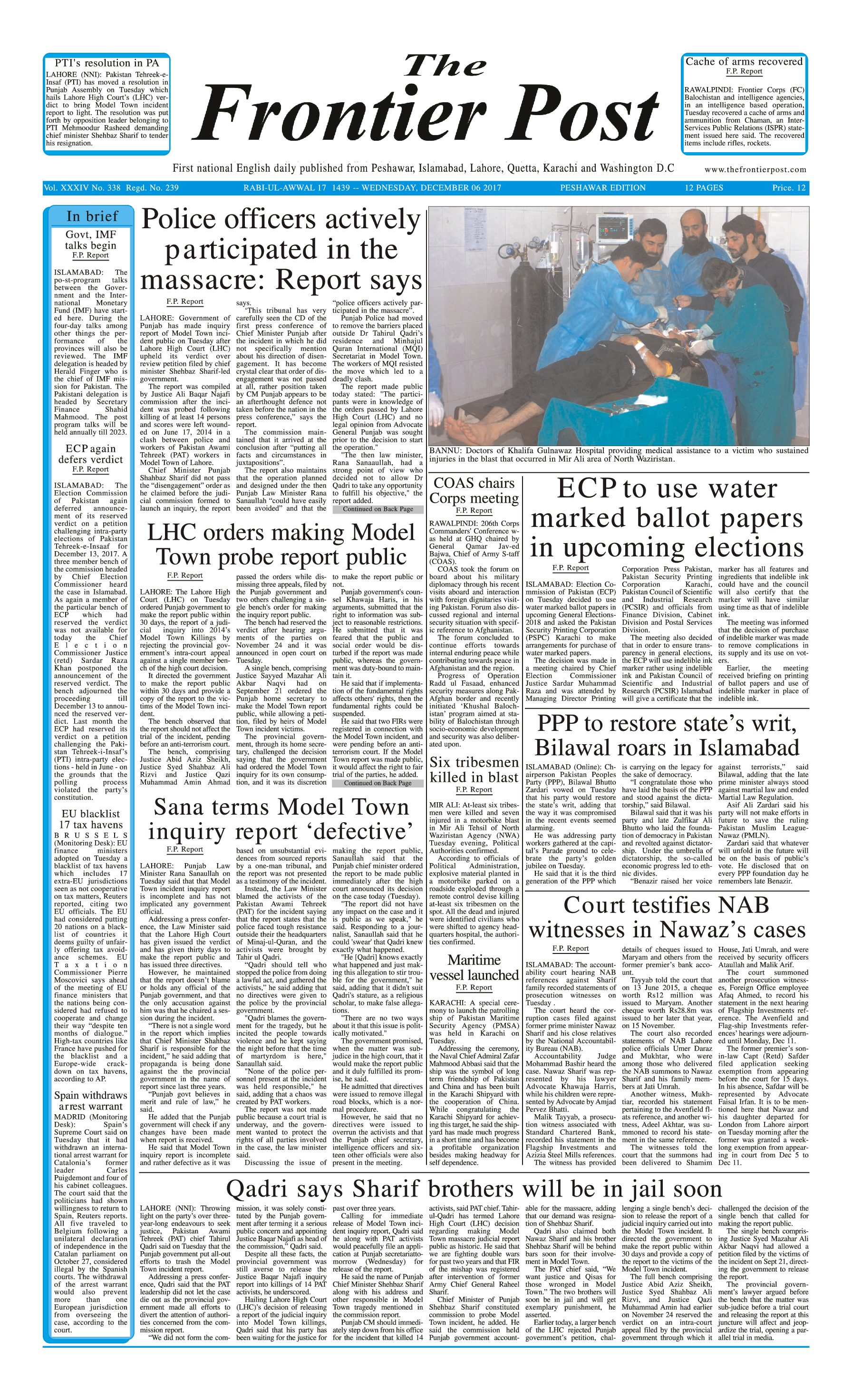 Front Page 6-12
