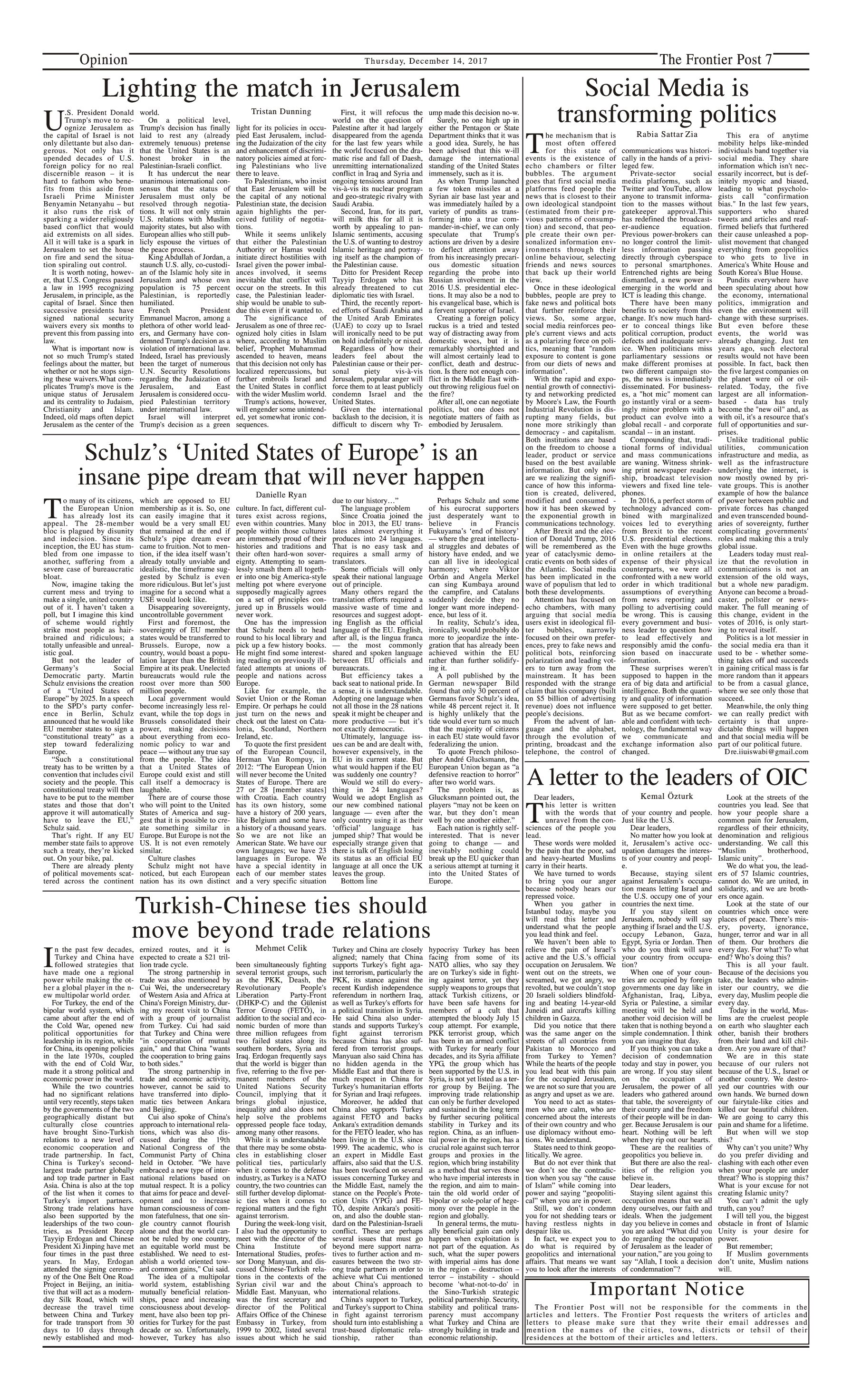 Opinion Page 14-12