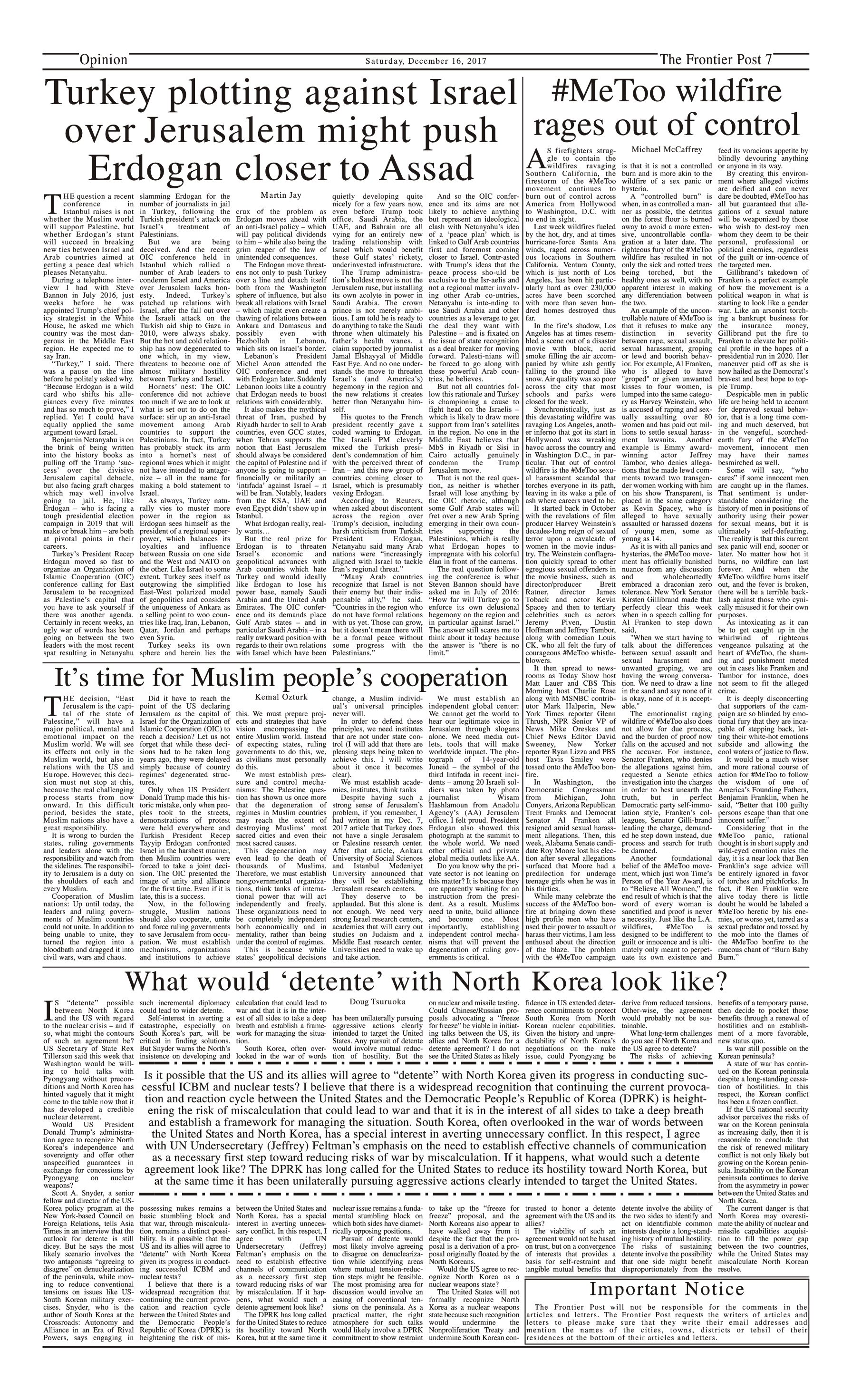 Opinion Page 16-12