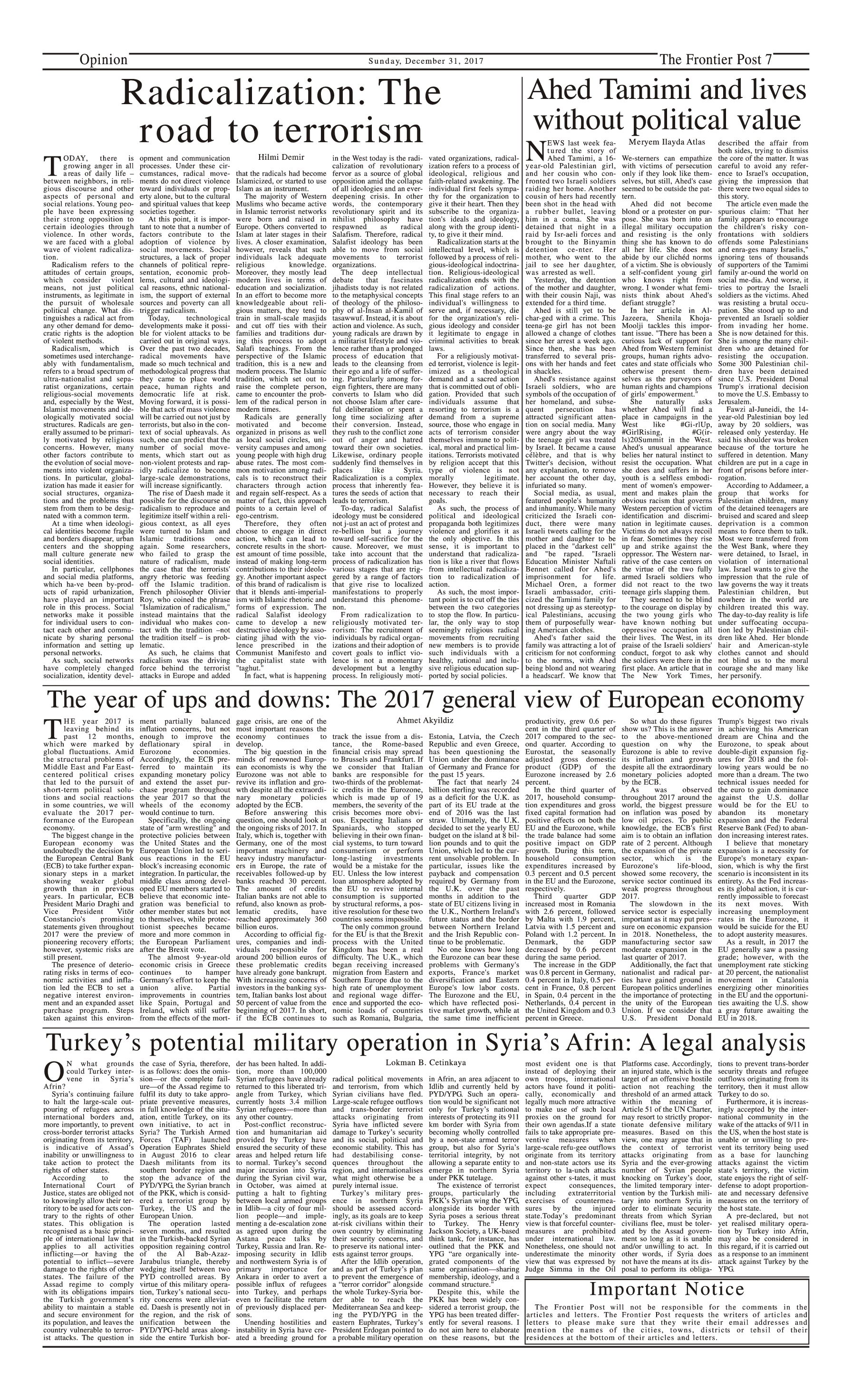 Opinion Page 31-12